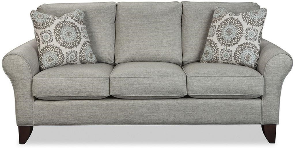 7551 Sofa by Hickory Craft at Godby Home Furnishings