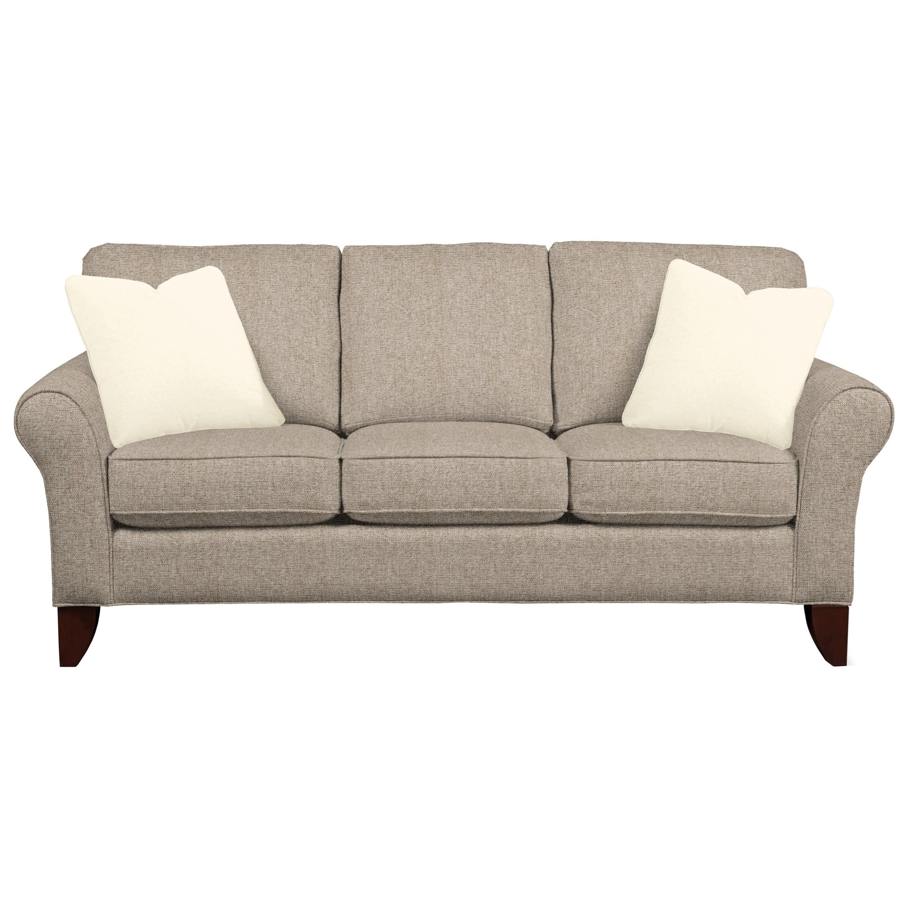 7551 Sofa by Craftmaster at Dean Bosler's