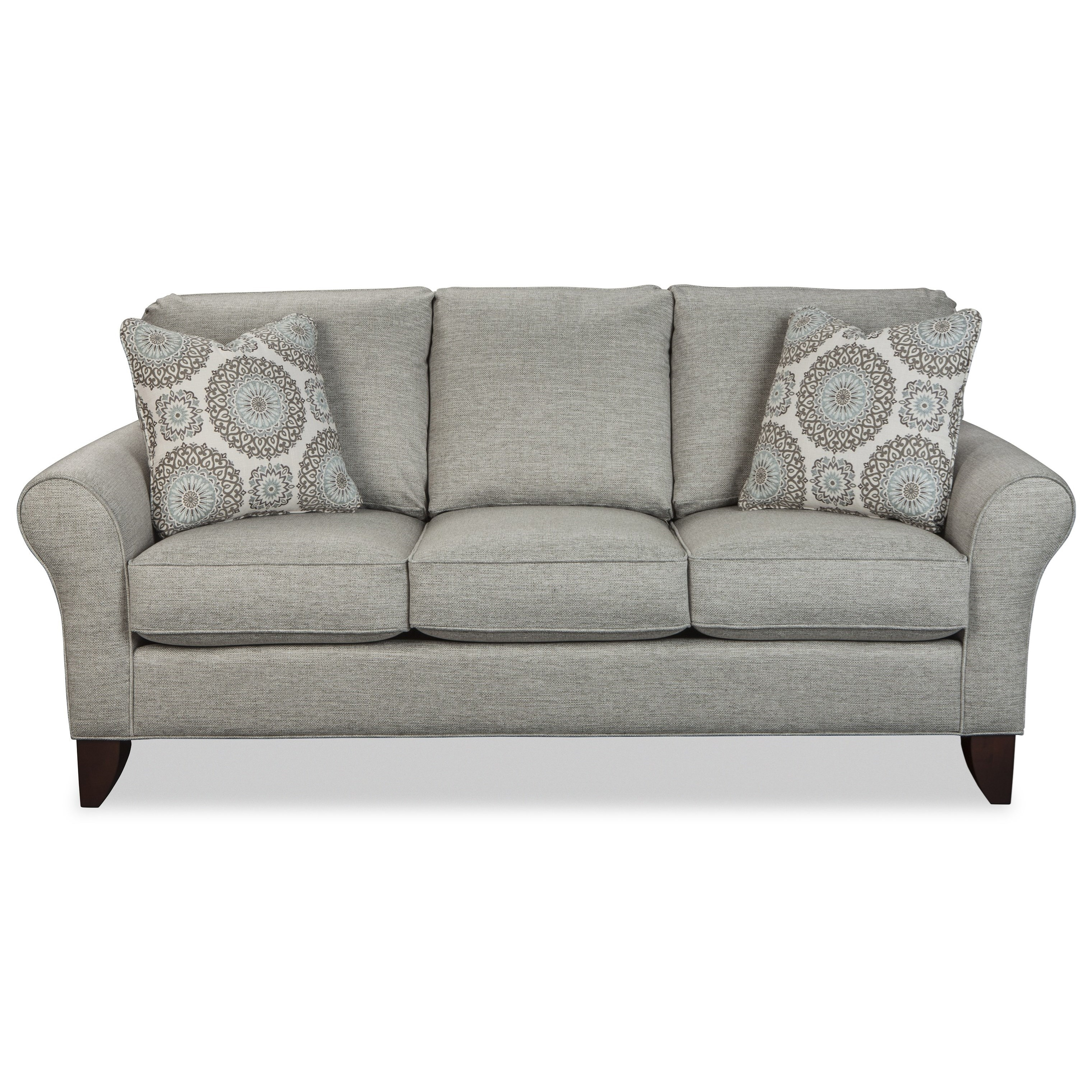 7551 Sofa by Craftmaster at Miller Home