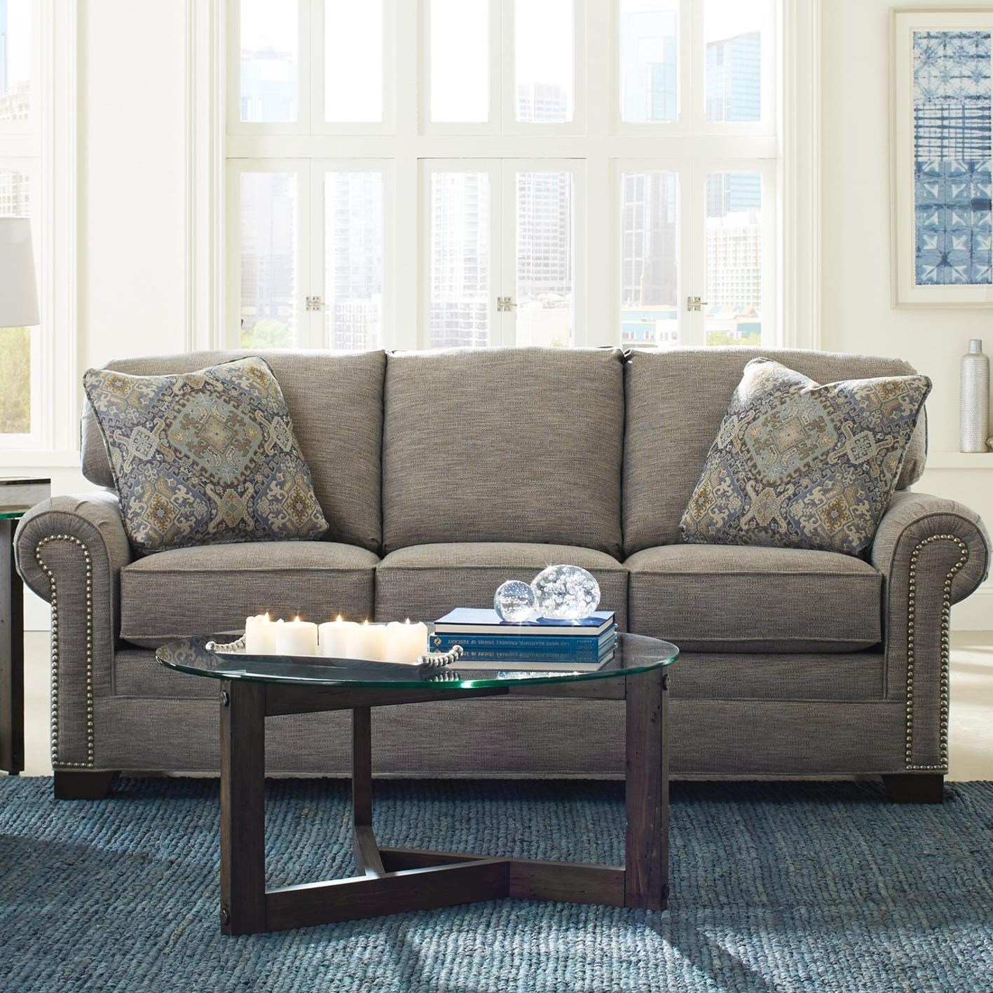 7565 Sofa by Craftmaster at Esprit Decor Home Furnishings