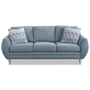 Craftmaster 768100-768200 Sofa w/ USB Port