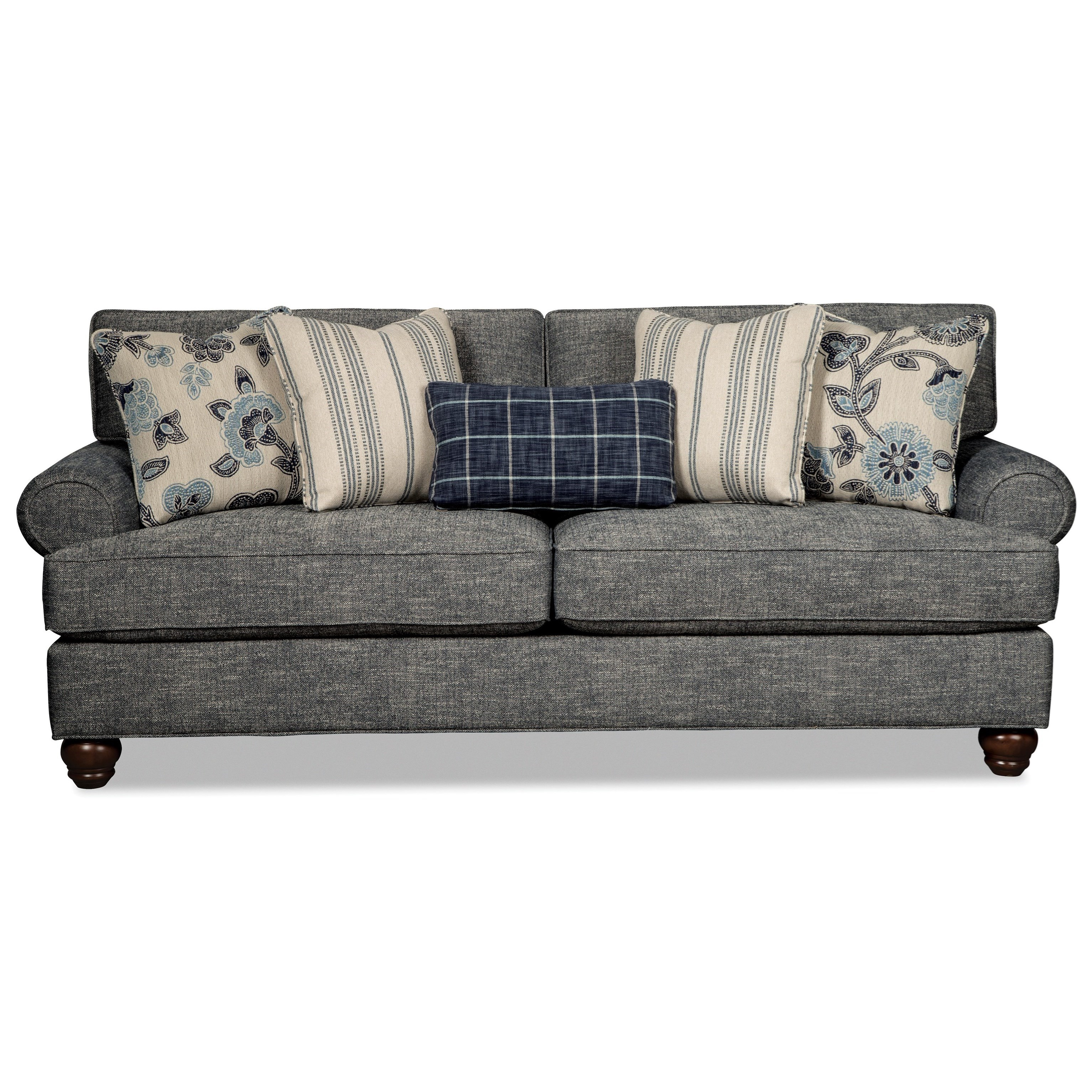 773550 Sofa by Craftmaster at Esprit Decor Home Furnishings