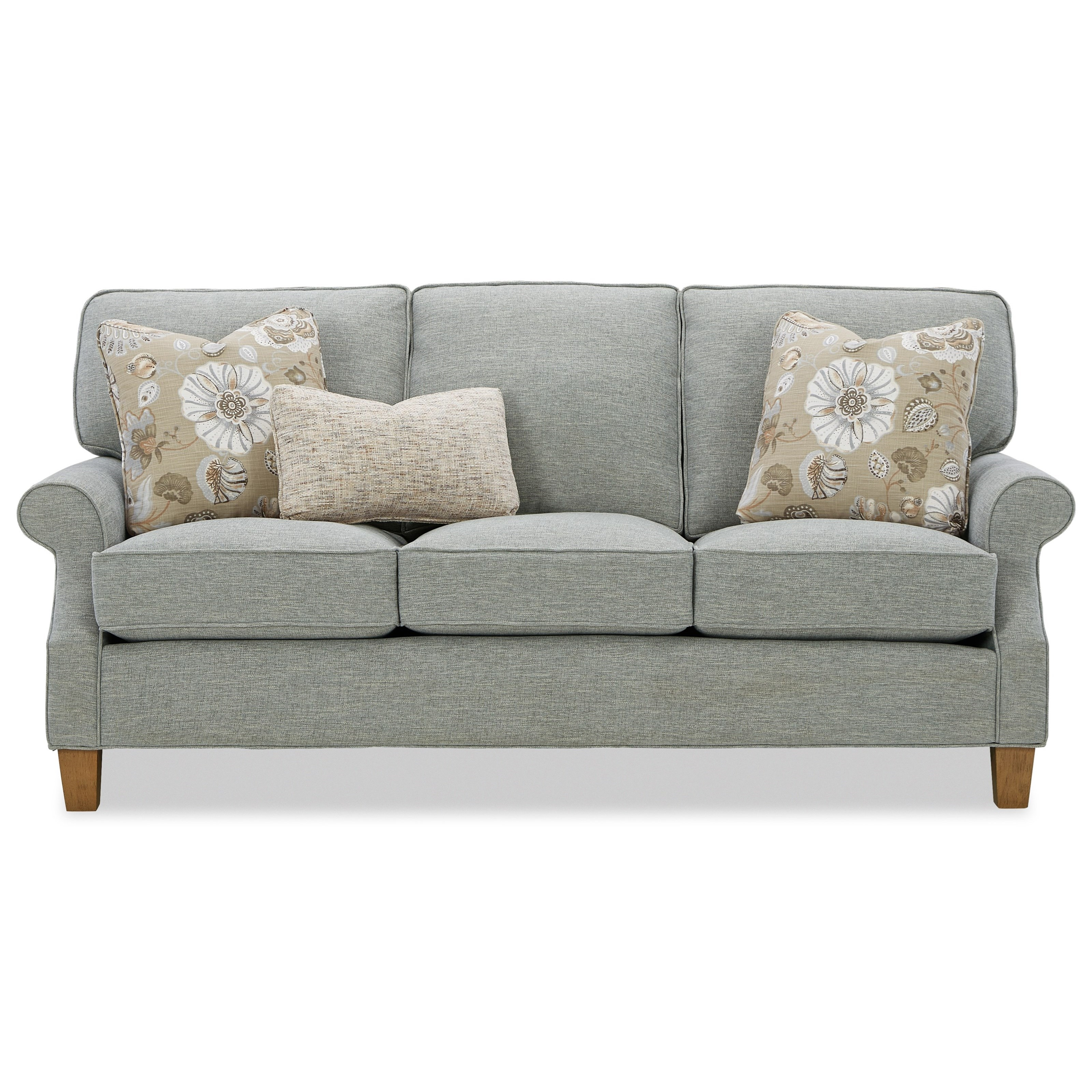 7745 3/3 Sofa by Craftmaster at Esprit Decor Home Furnishings