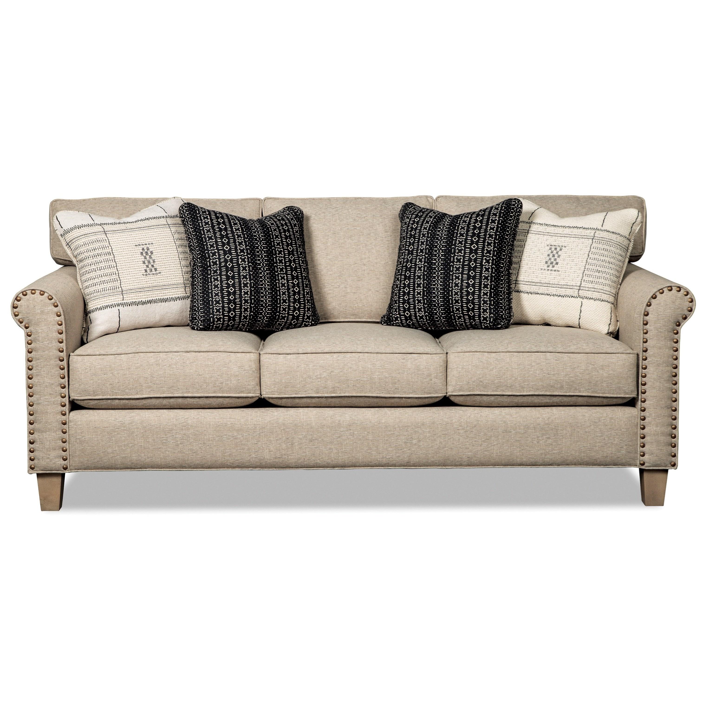 778850 Sofa by Craftmaster at Baer's Furniture