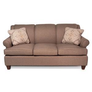 Transitional 73 Inch Sofa