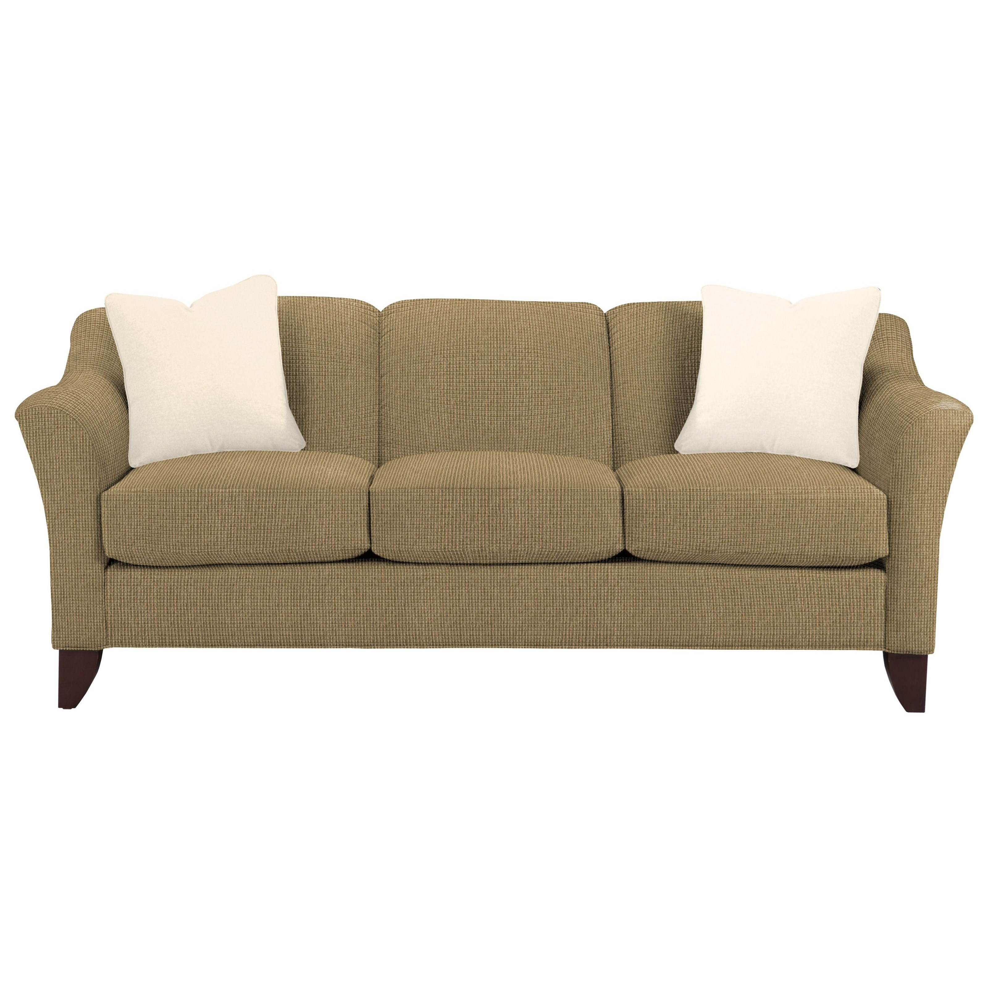 7844 Stationary Sofa by Hickorycraft at Johnny Janosik