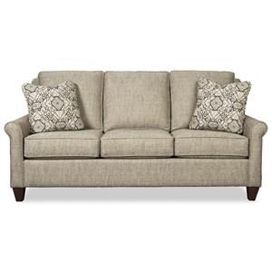 Casual 79 Inch Sofa