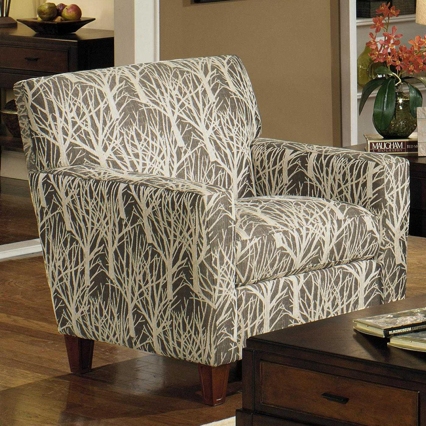 7864 Contemporary Chair by Craftmaster at Baer's Furniture