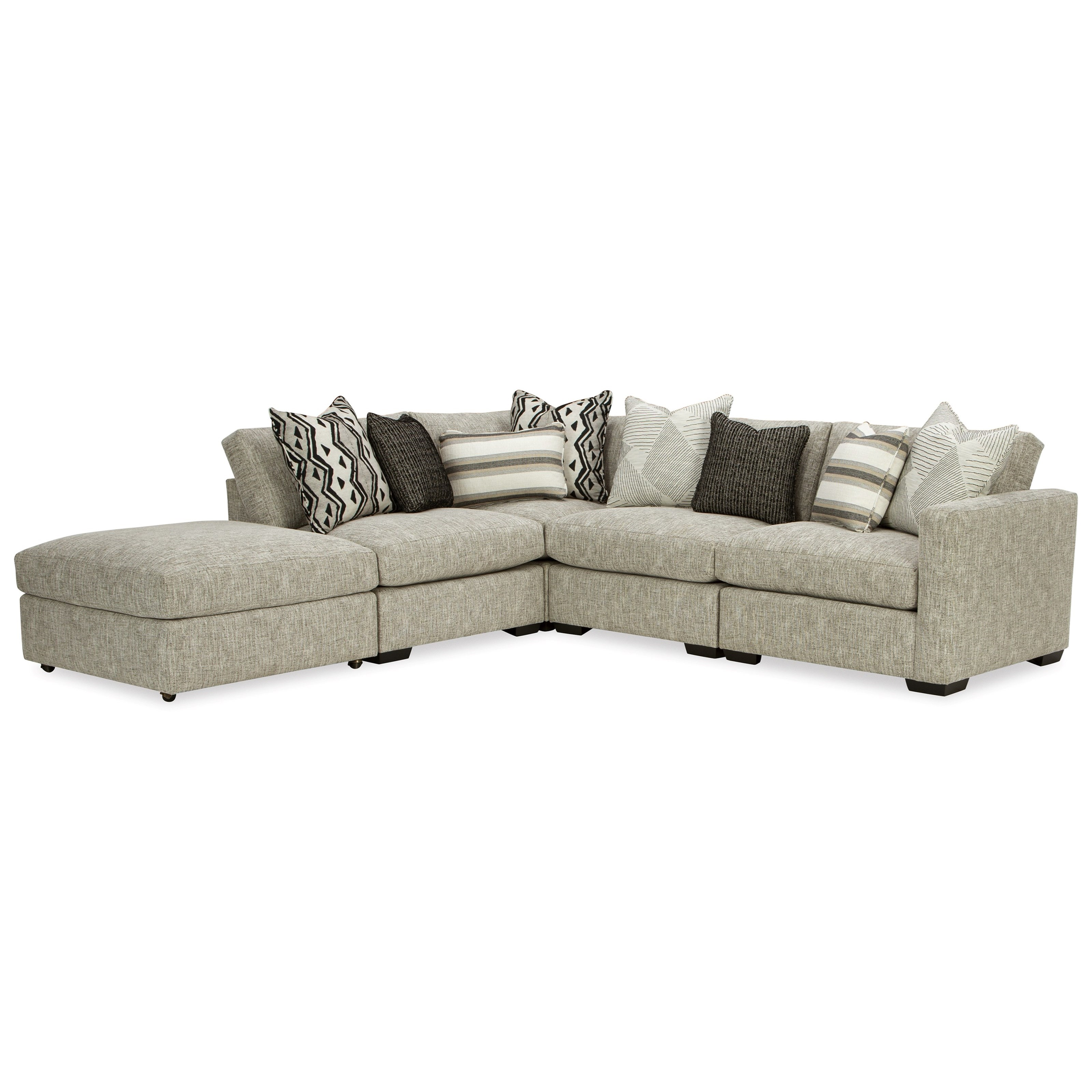 792750BD 5-Piece Sectional Sofa by Craftmaster at Dean Bosler's
