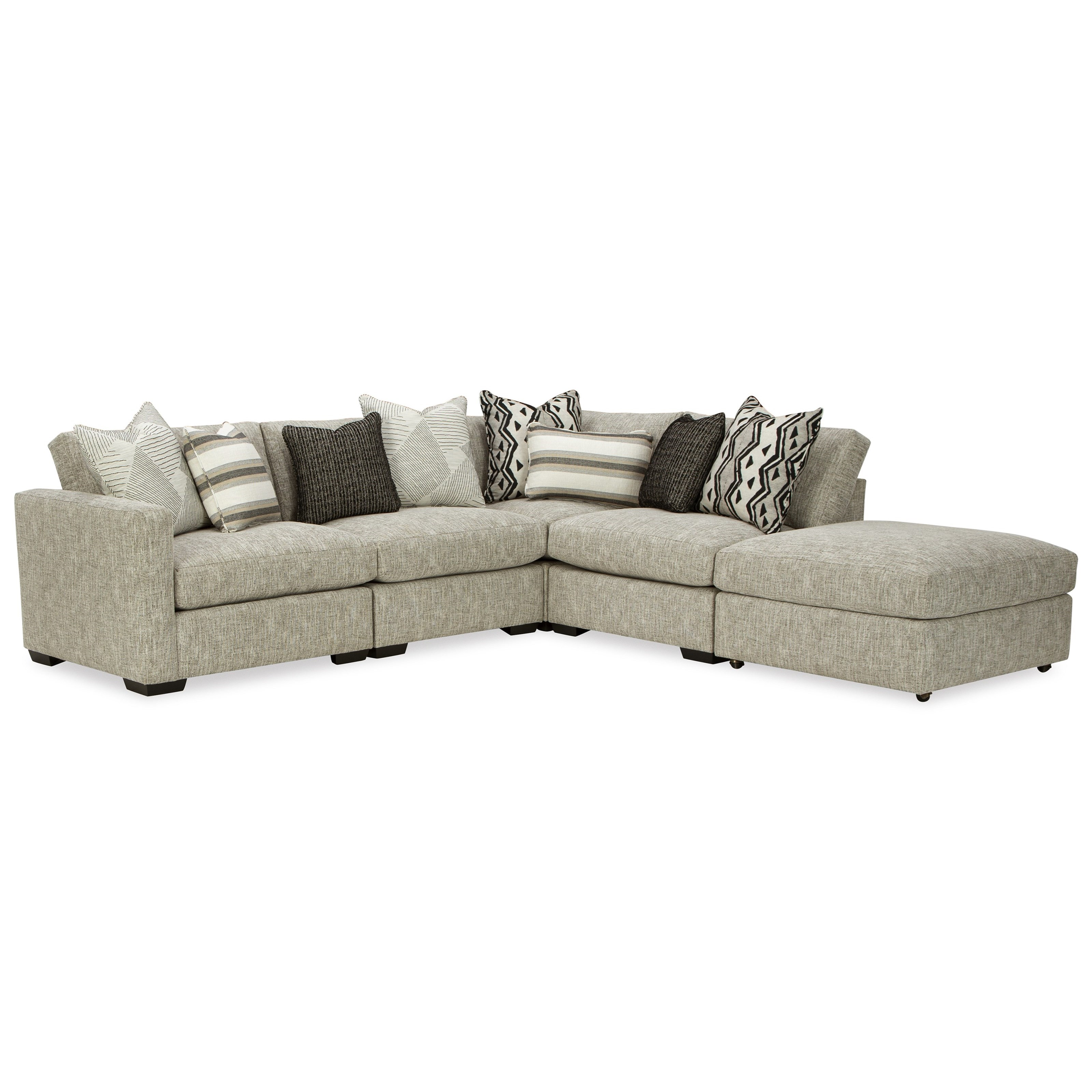 792750BD 5-Piece Sectional Sofa by Craftmaster at Baer's Furniture