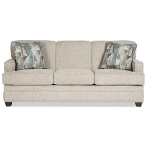Contemporary 81 Inch Sofa