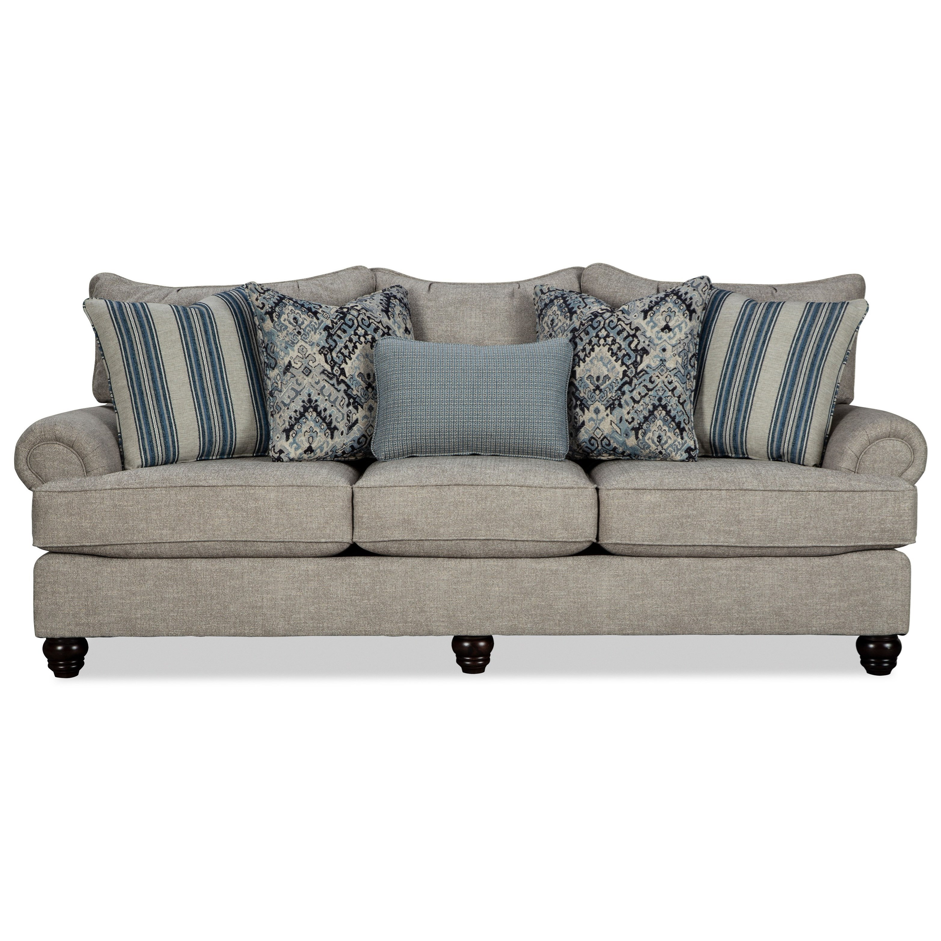 7970 Sofa by Craftmaster at Suburban Furniture
