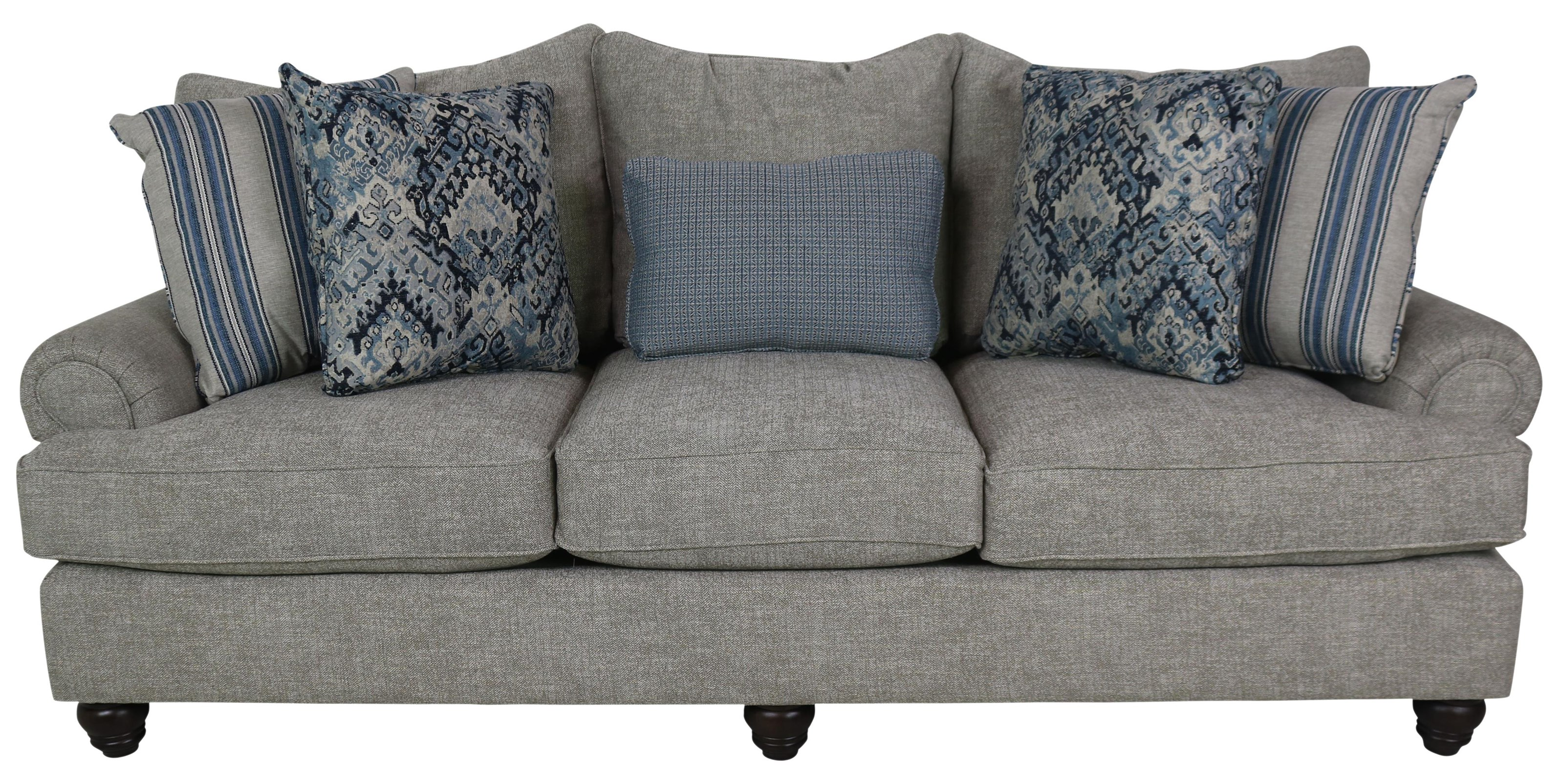 7970 Sofa by Cozi Life Upholstery at Sprintz Furniture