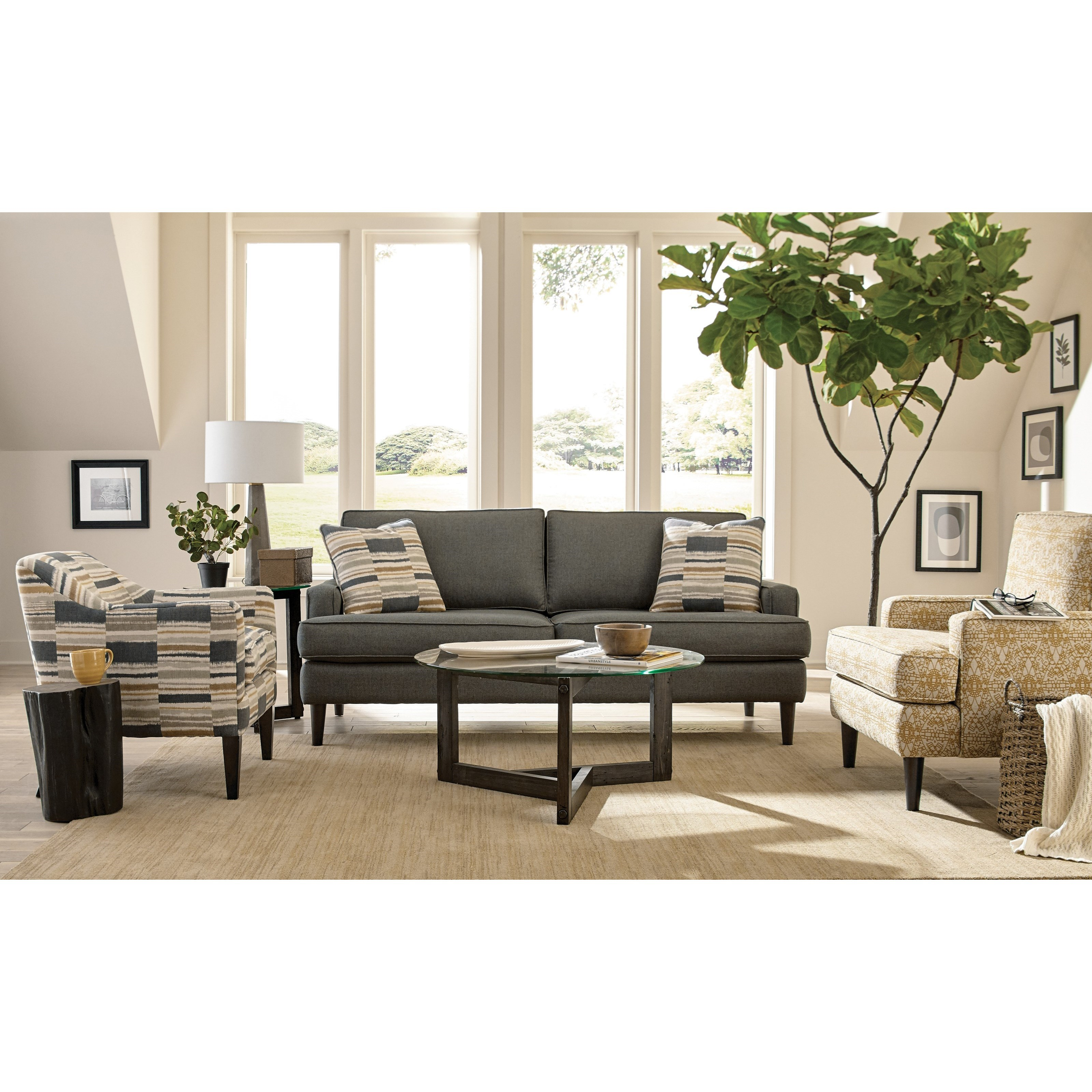 798250 Living Room Group by Craftmaster at Esprit Decor Home Furnishings