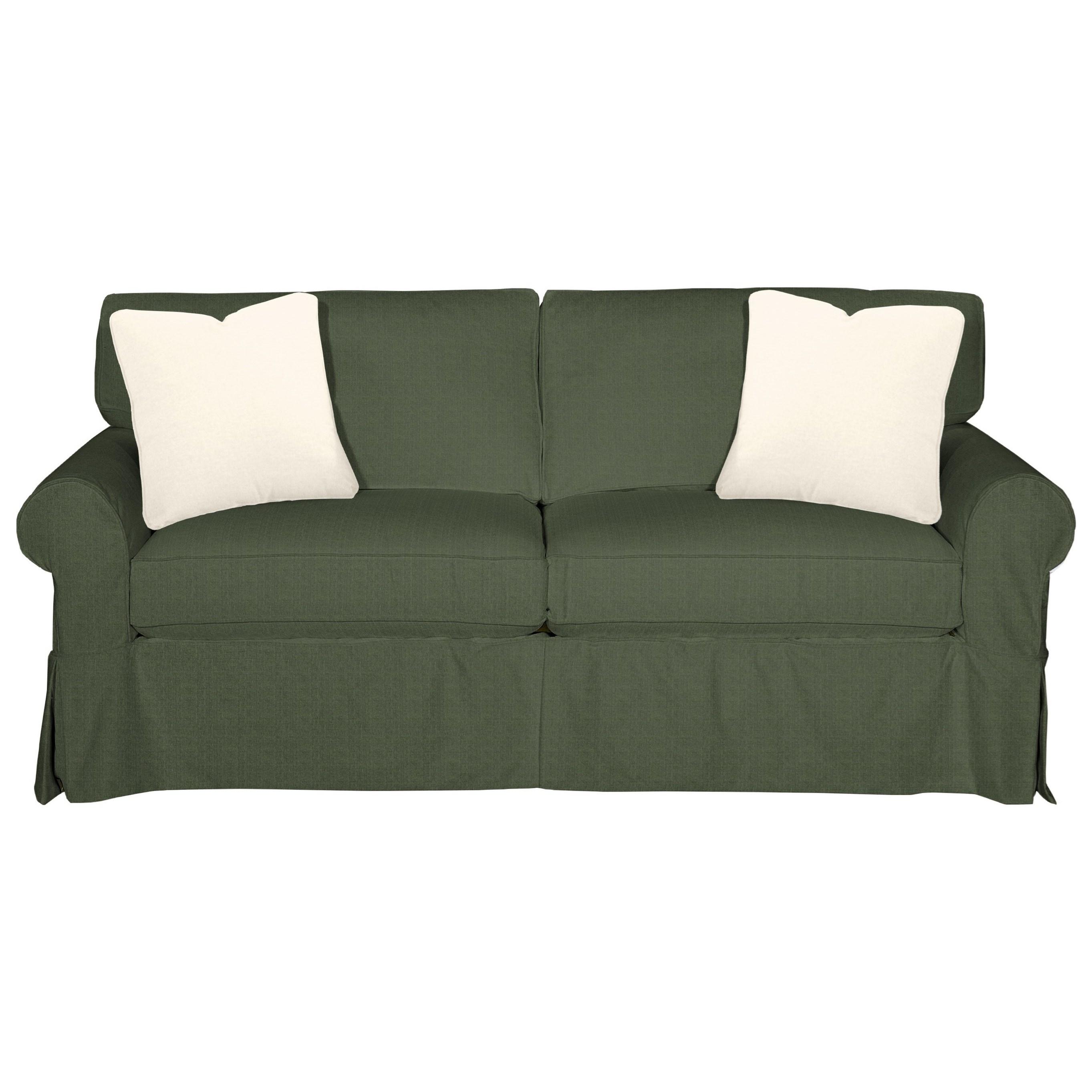 9228 Sleeper Sofa w/ Innerspring Mattress by Craftmaster at Dean Bosler's
