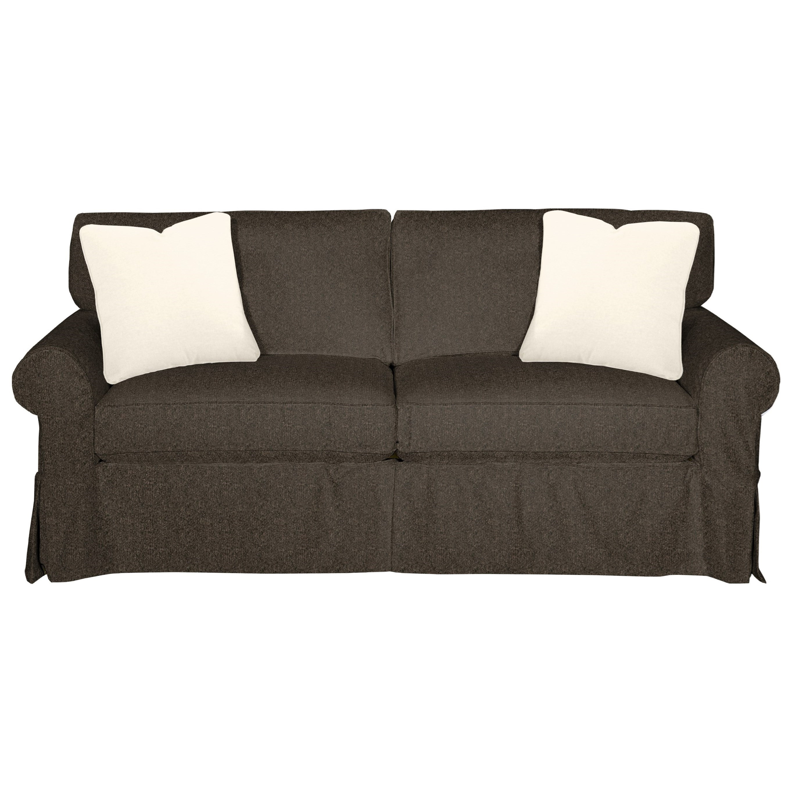 9228 Sleeper Sofa w/ Innerspring Mattress by Craftmaster at Powell's Furniture and Mattress