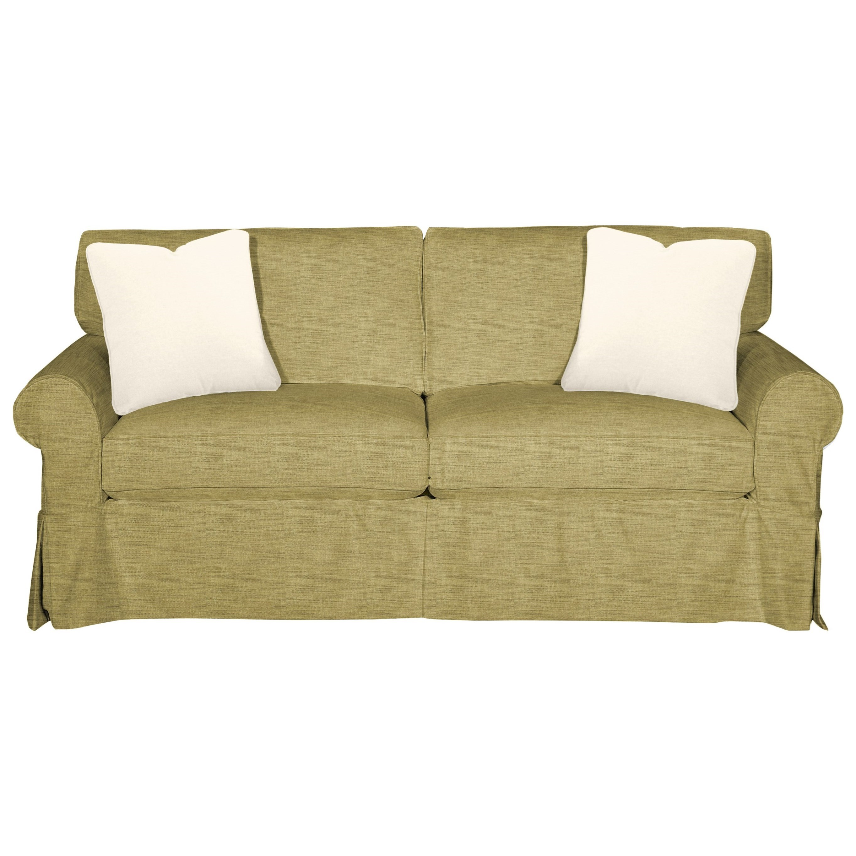9228 Sleeper Sofa w/ Innerspring Mattress by Craftmaster at Jacksonville Furniture Mart