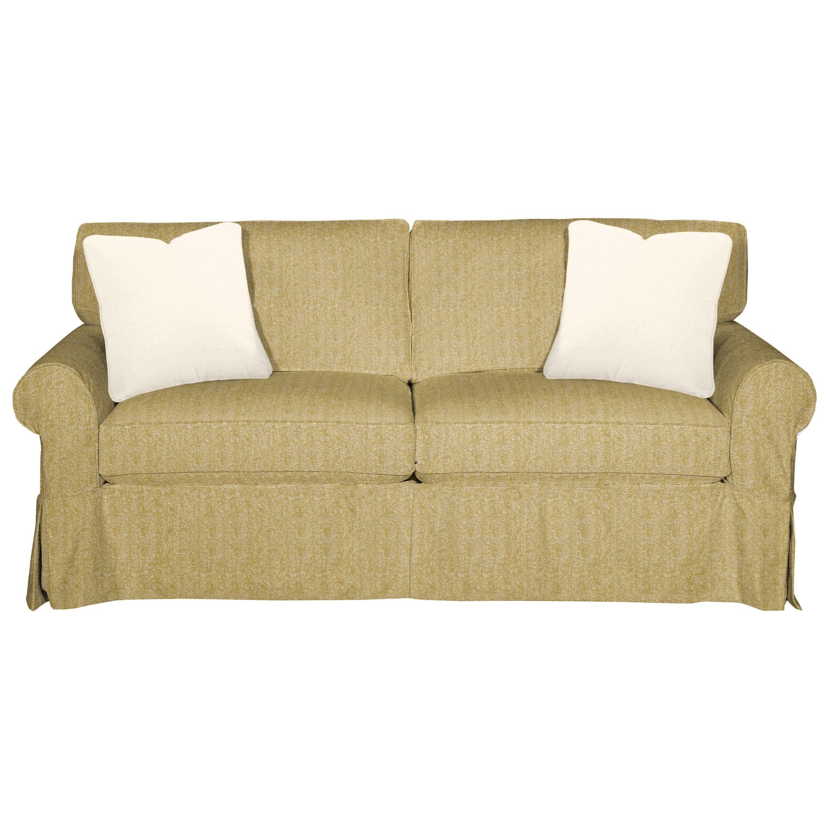 9228 Sleeper Sofa w/ Innerspring Mattress by Craftmaster at Turk Furniture