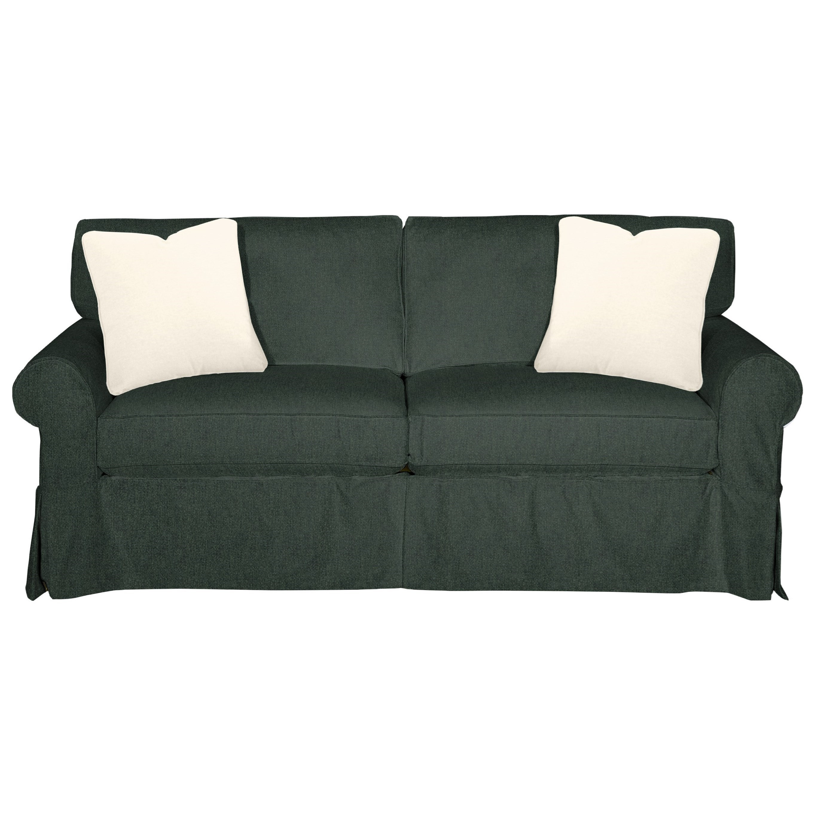 9228 Sleeper Sofa w/ Innerspring Mattress by Craftmaster at Story & Lee Furniture