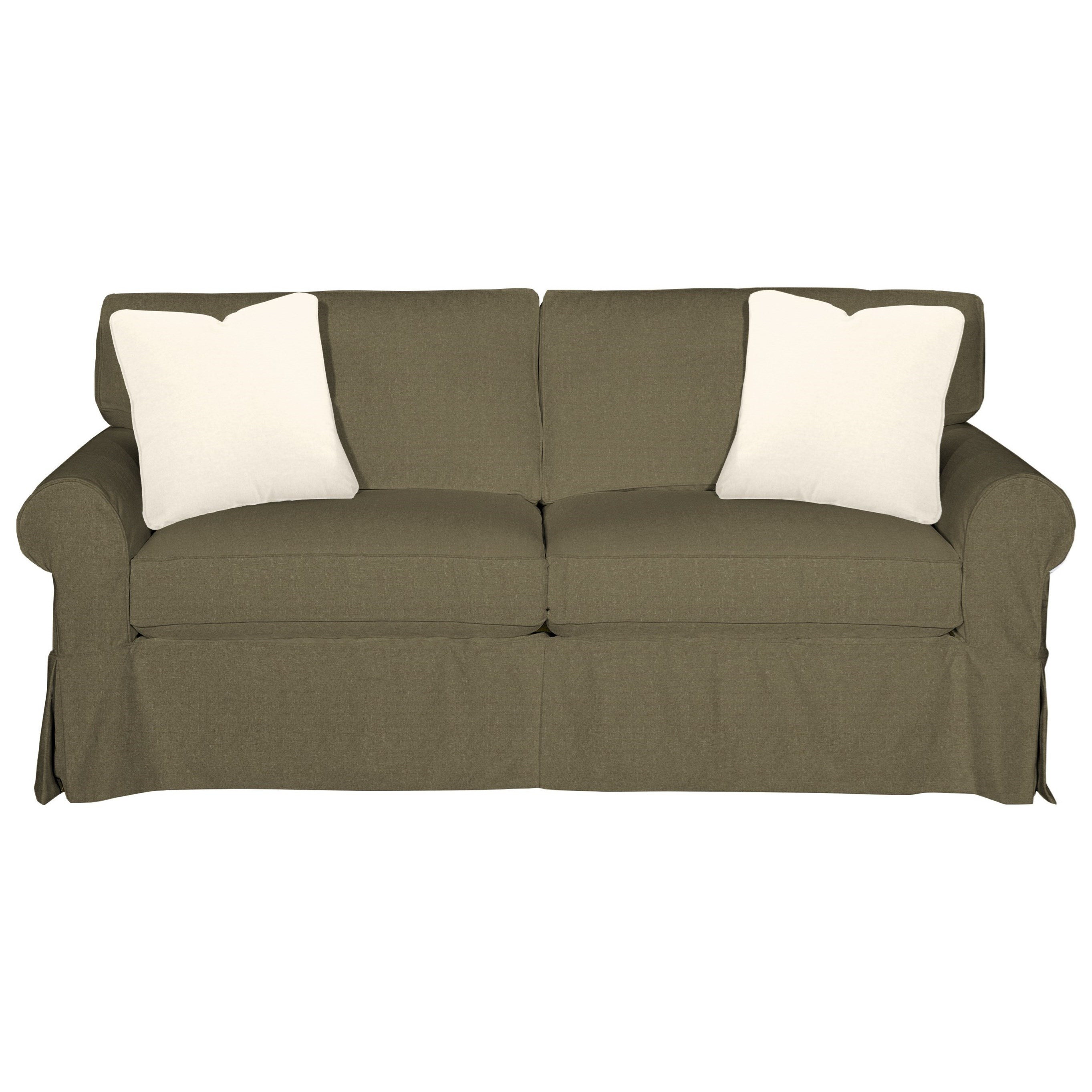 9228 Sleeper Sofa w/ Innerspring Mattress by Craftmaster at Baer's Furniture