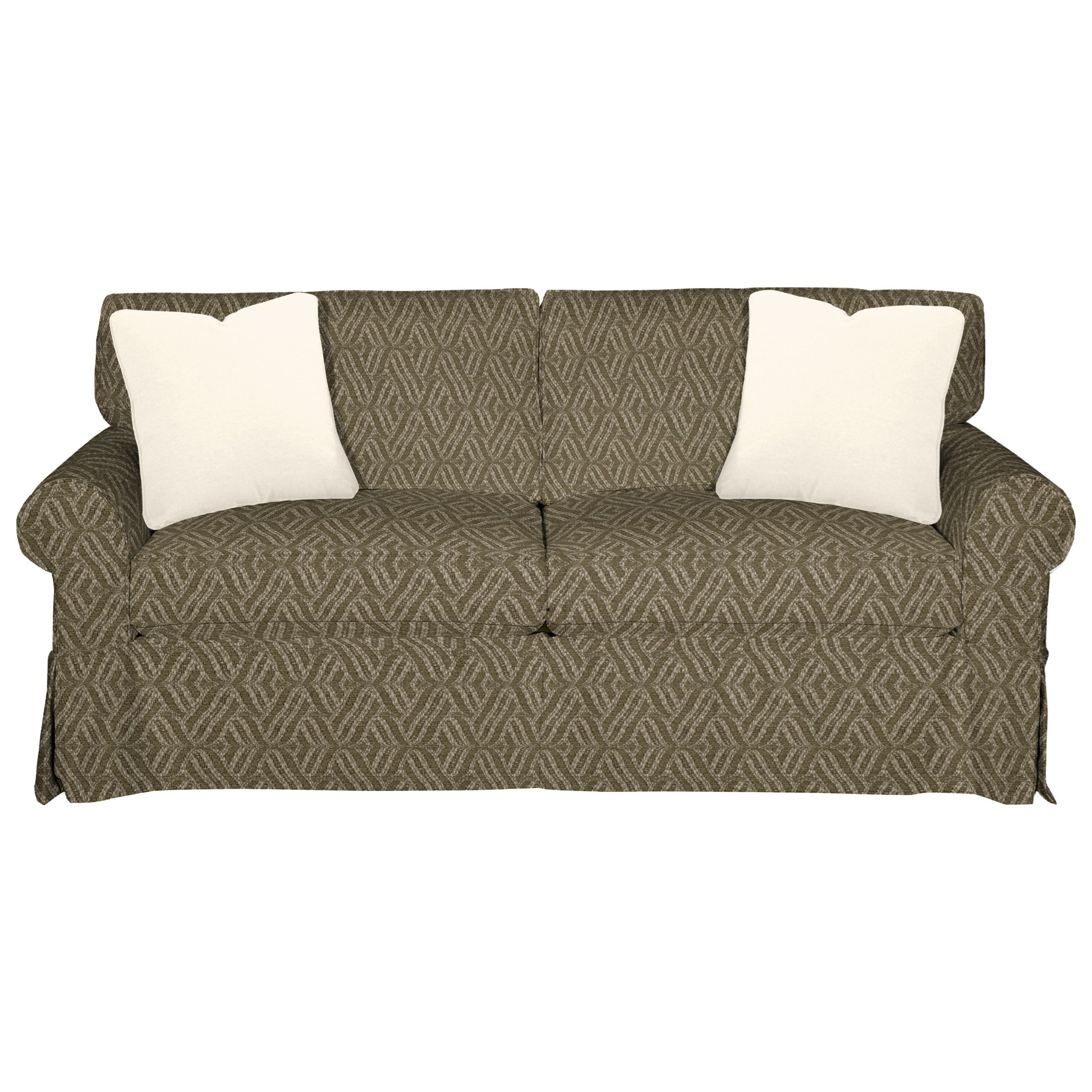 9228 Sleeper Sofa w/ Innerspring Mattress by Craftmaster at Lindy's Furniture Company