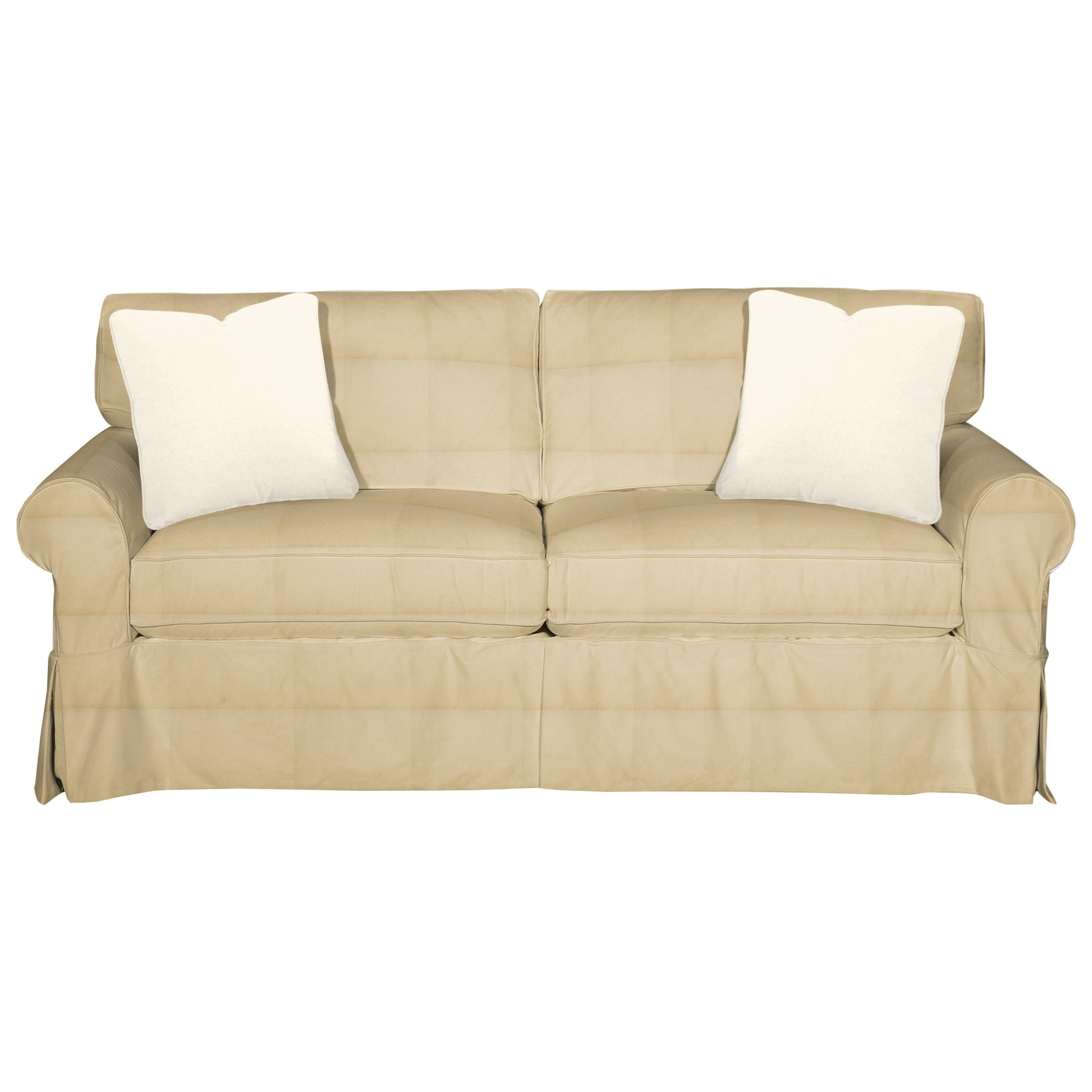 9228 Sleeper Sofa w/ Innerspring Mattress by Craftmaster at Bullard Furniture