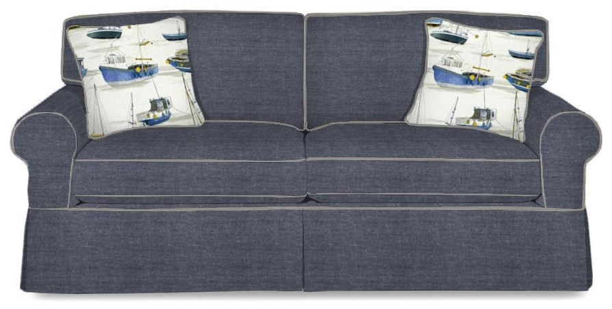 922850BD Sofa by Craftmaster at Esprit Decor Home Furnishings