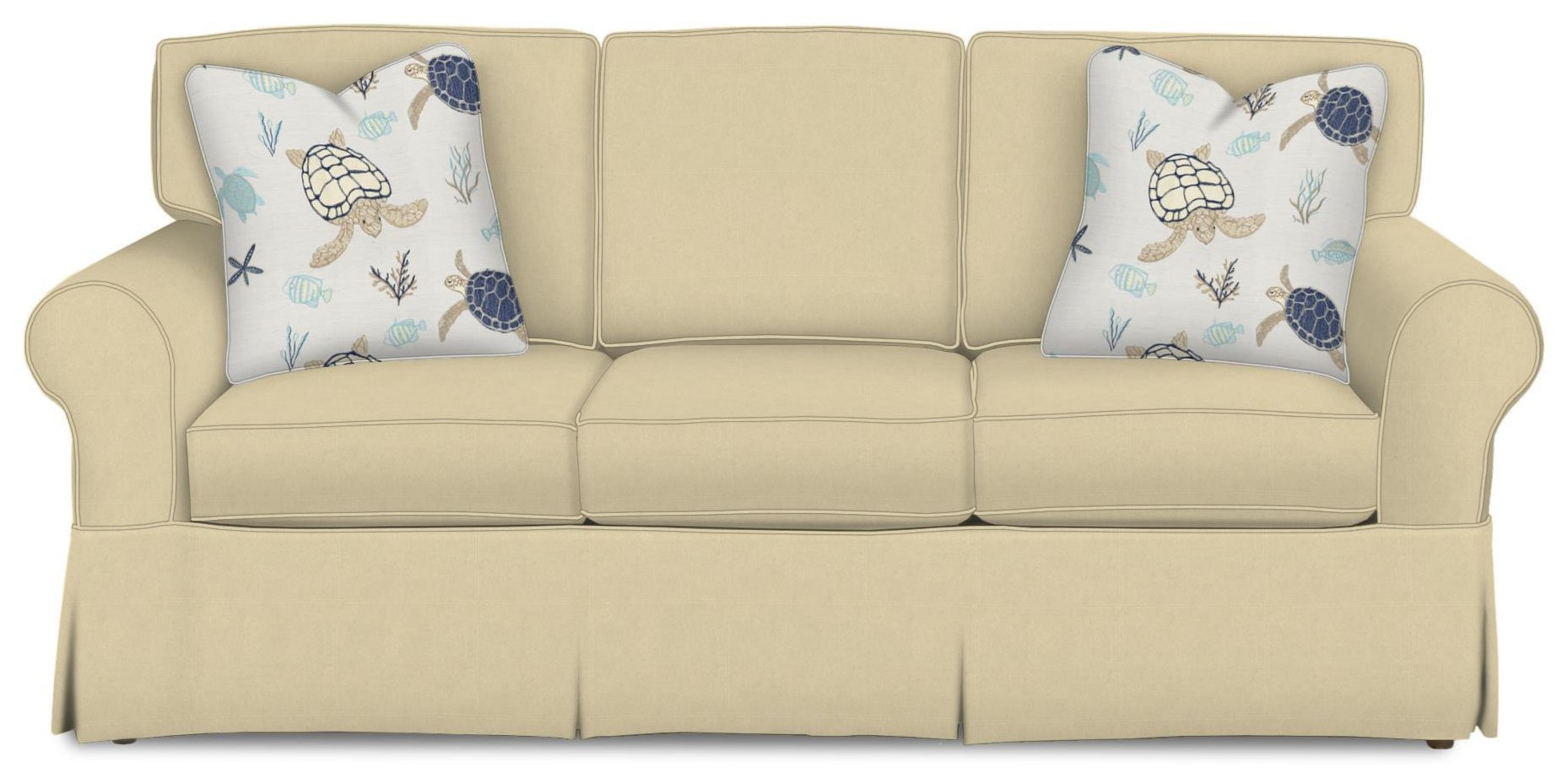 922950BD Sofa by Craftmaster at Esprit Decor Home Furnishings