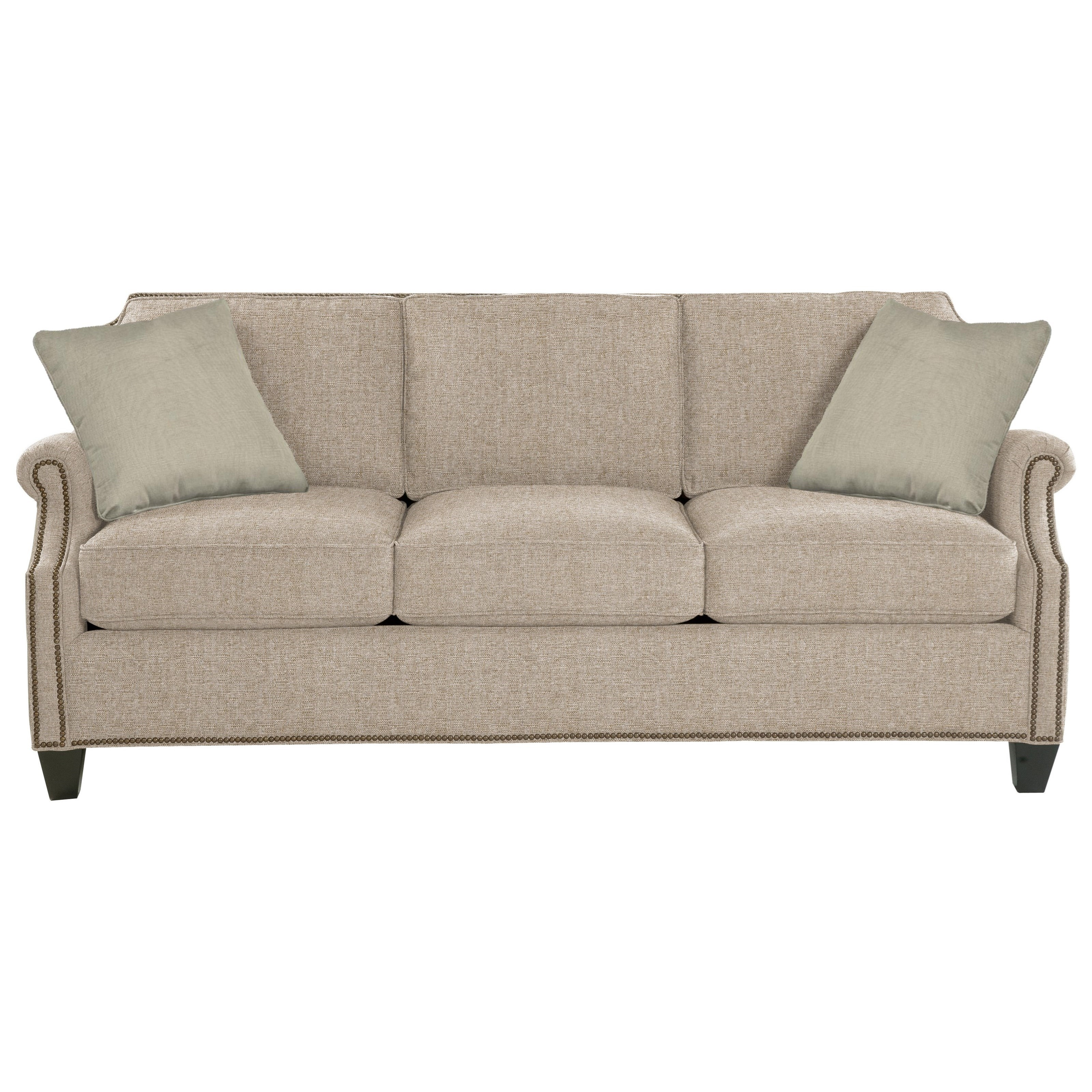 9383 Sofa by Hickory Craft at Godby Home Furnishings