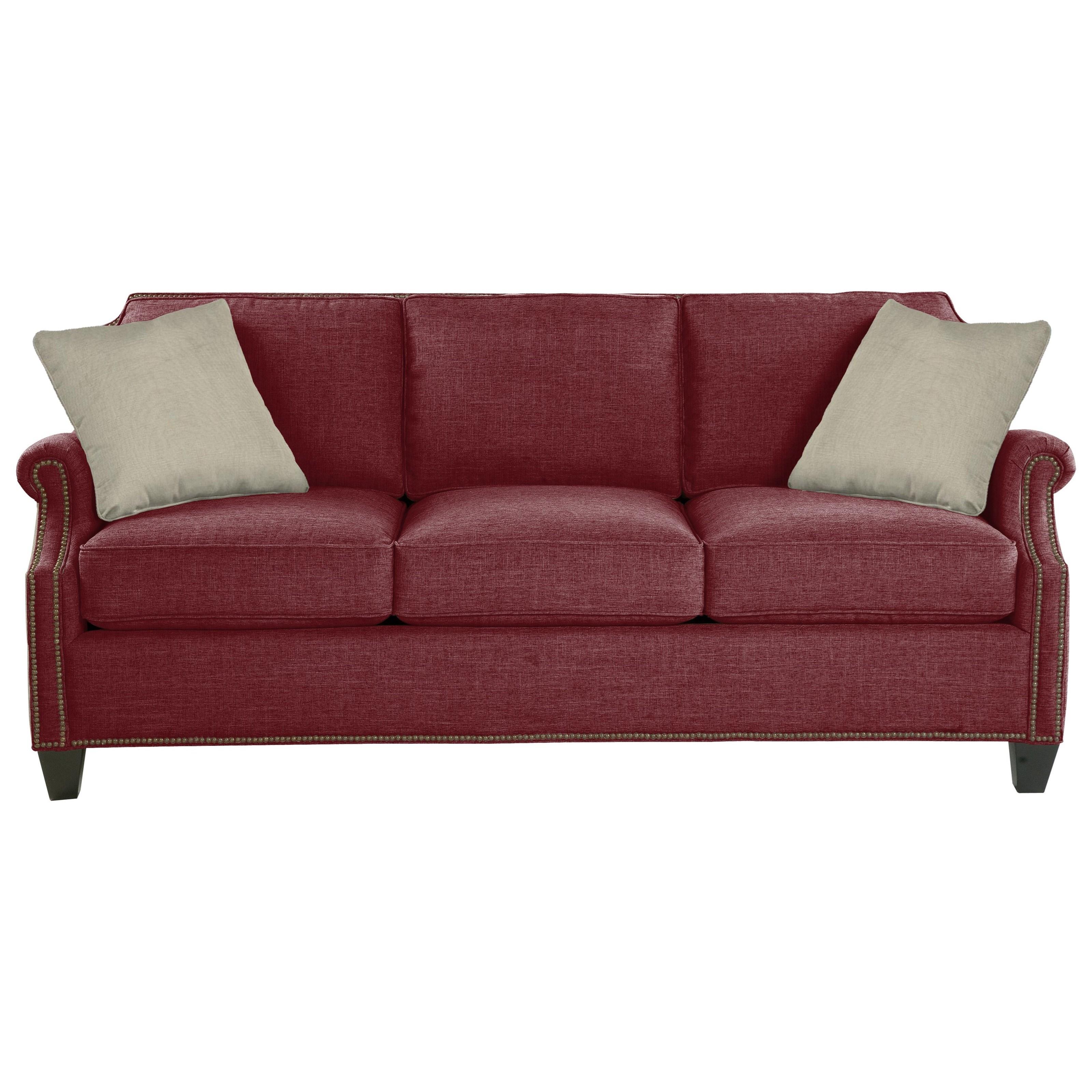 9383 Sofa by Craftmaster at Dunk & Bright Furniture
