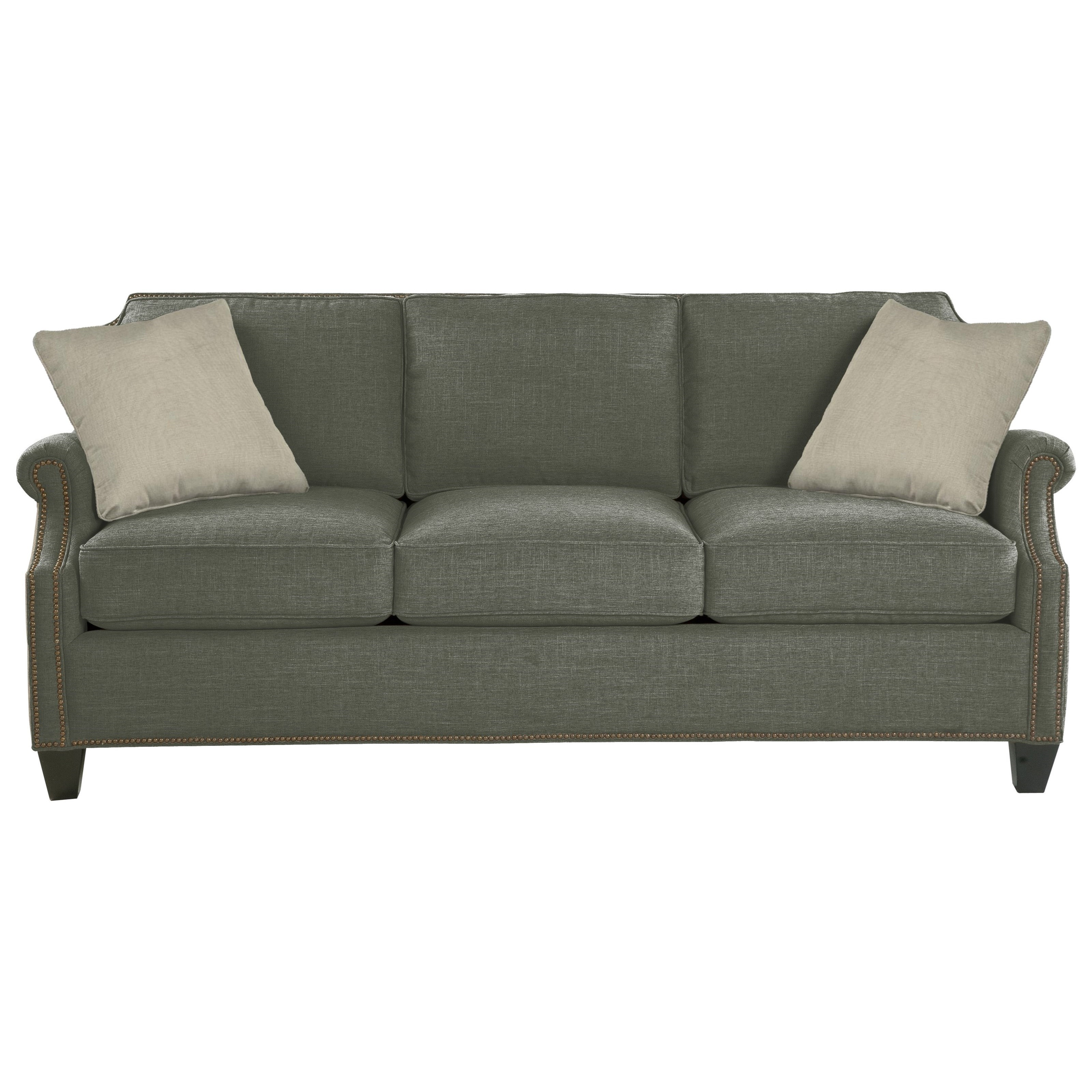 9383 Sofa by Hickorycraft at Malouf Furniture Co.