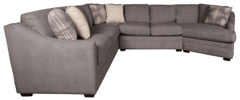 Bjorn Bjorn Sectional Sofa by Craftmaster at Morris Home