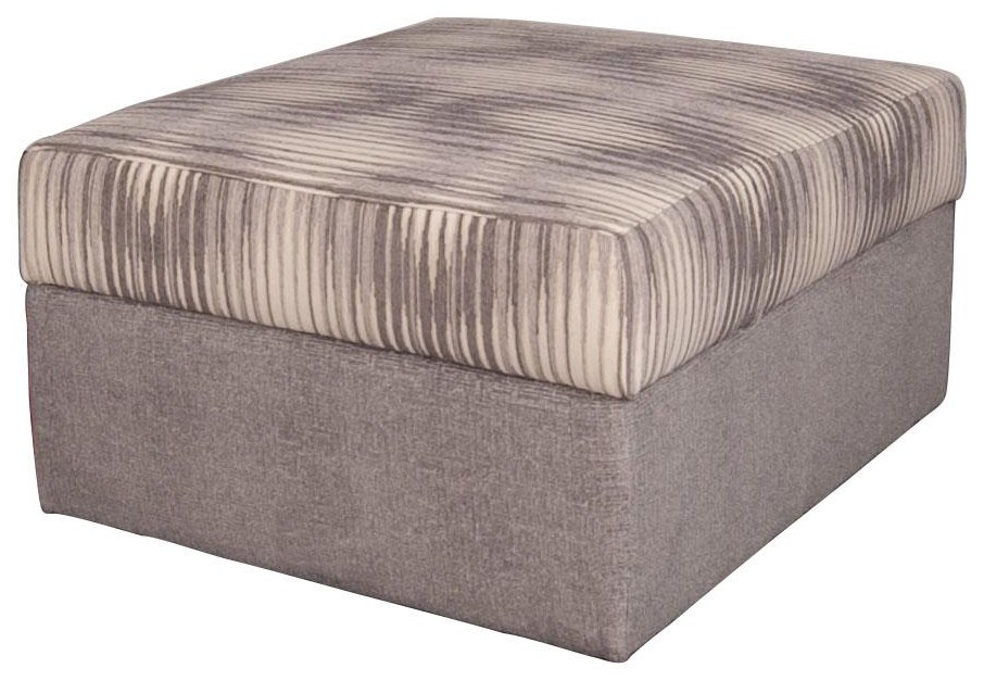 Bjorn Bjorn Storage Ottoman by Craftmaster at Morris Home