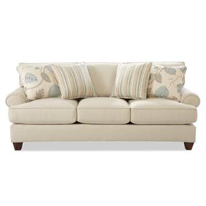 Craftmaster C9 Custom Collection <b>Custom</b> 3 Seat Sofa