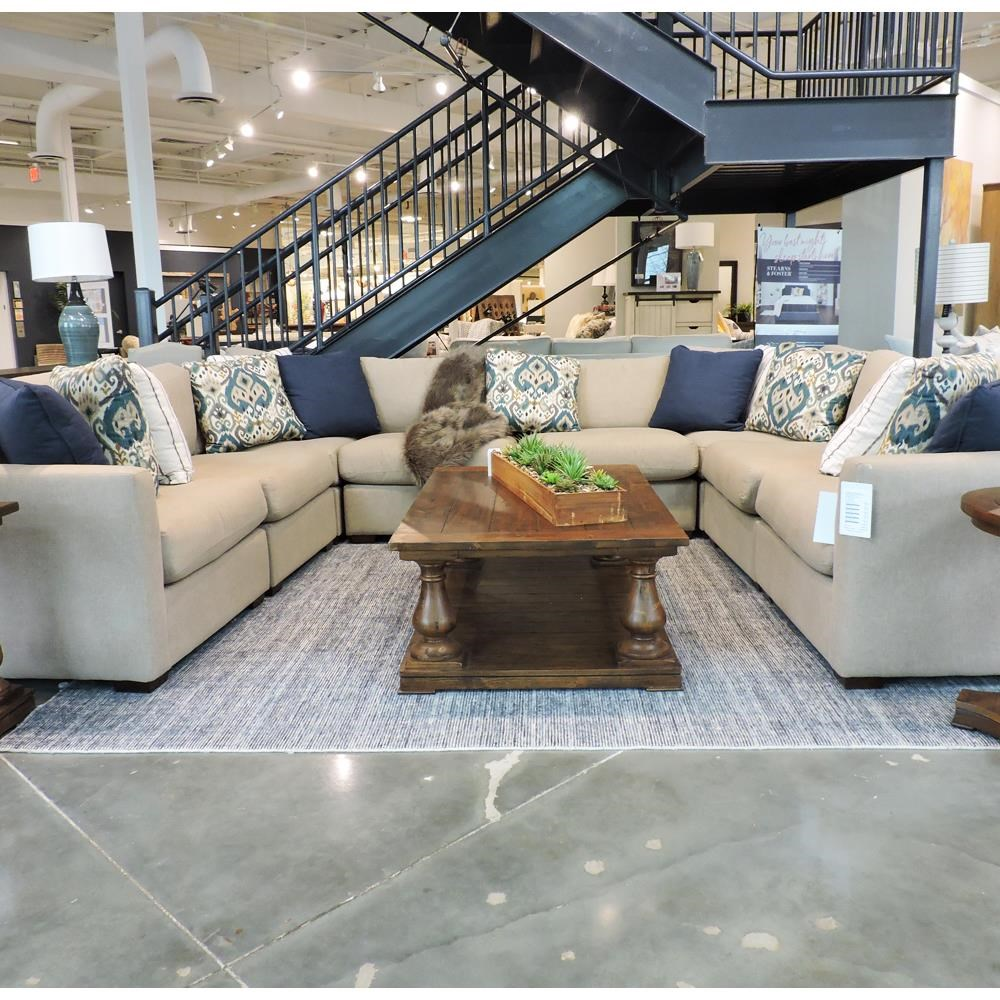 Clearance Avery Sectional by Craftmaster at Belfort Furniture