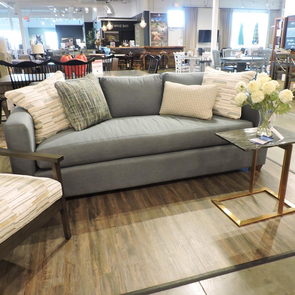 Clearance Crystal Sofa by Craftmaster at Belfort Furniture