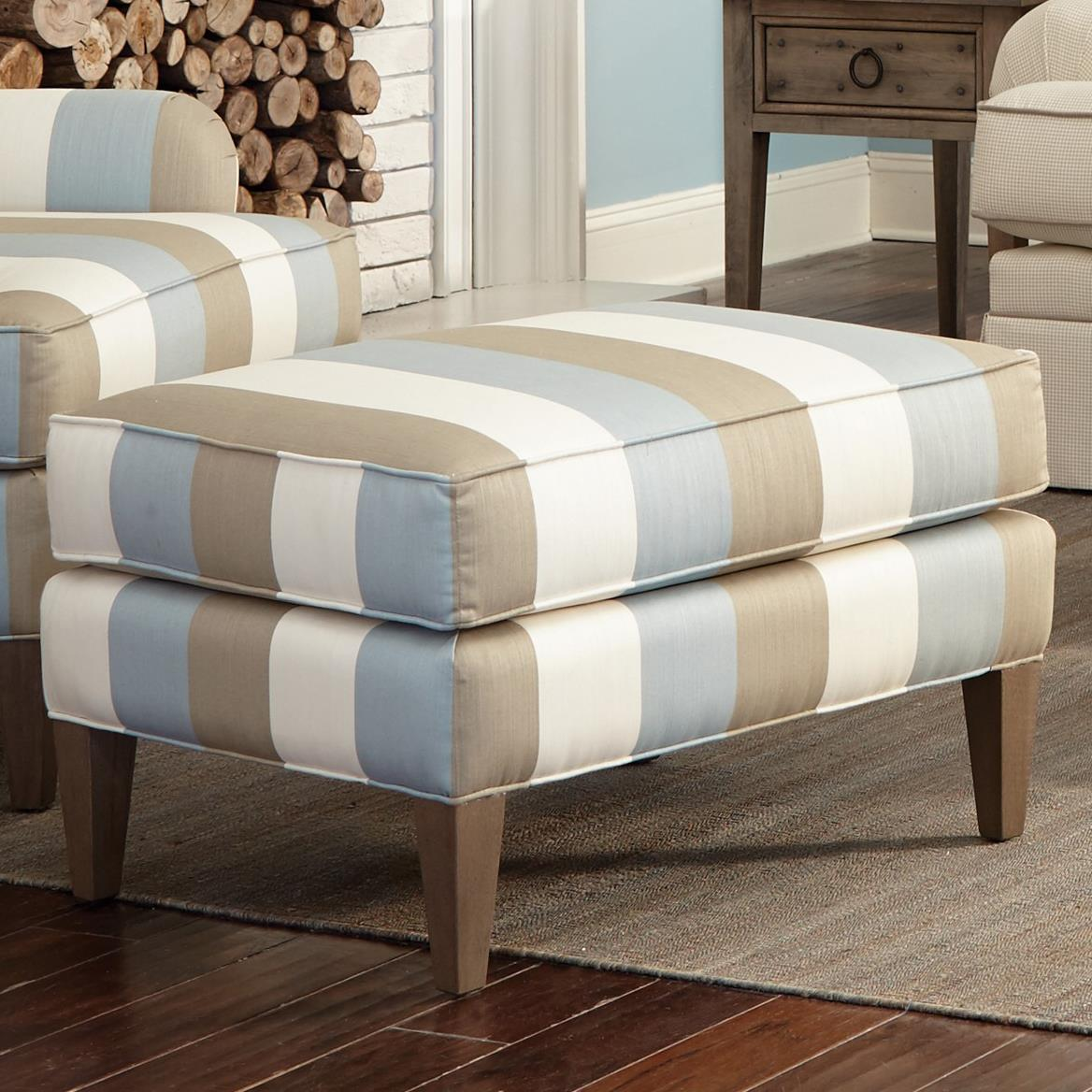 Accent Chairs Ottoman by Craftmaster at Baer's Furniture