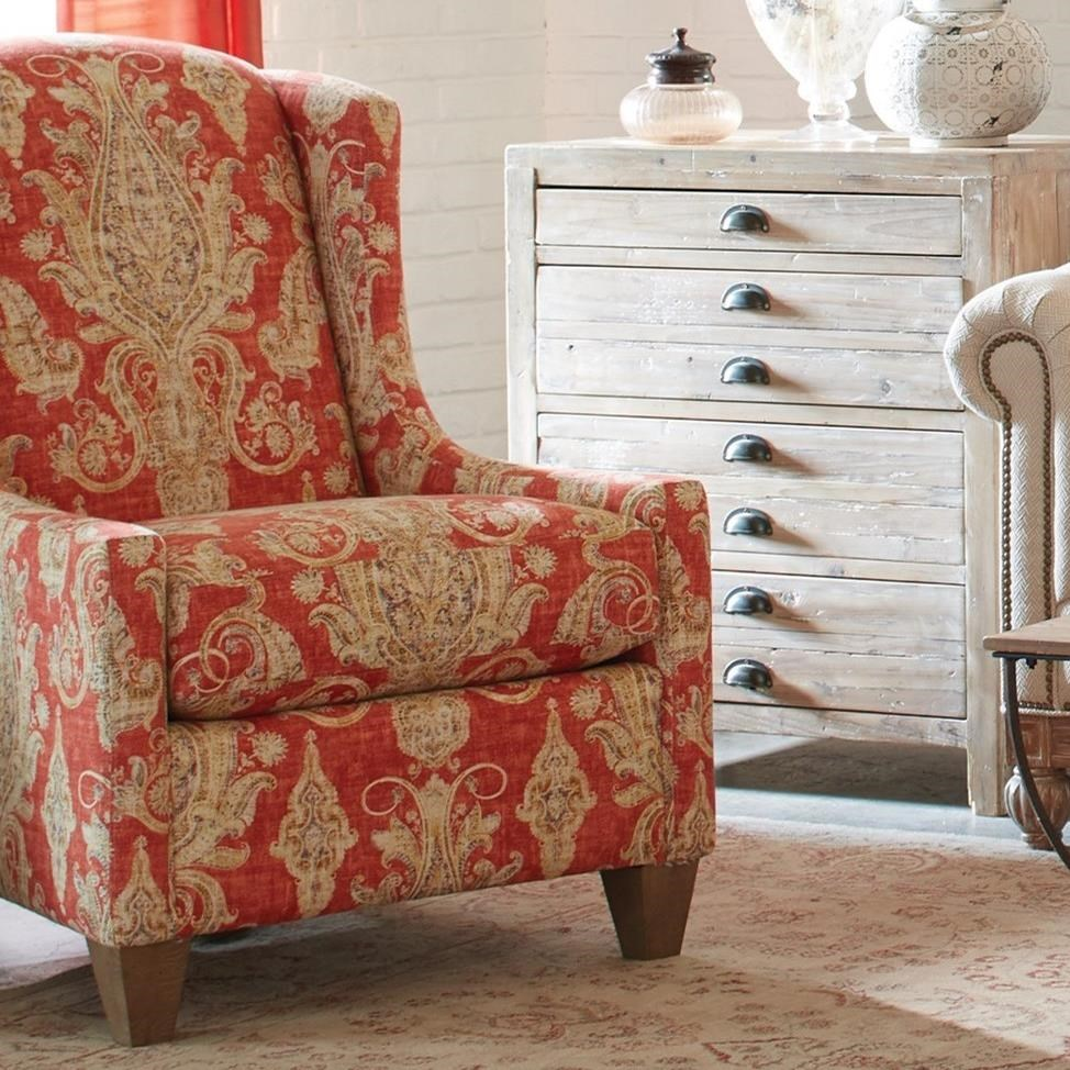 Accent Chairs Chair by Craftmaster at Stuckey Furniture