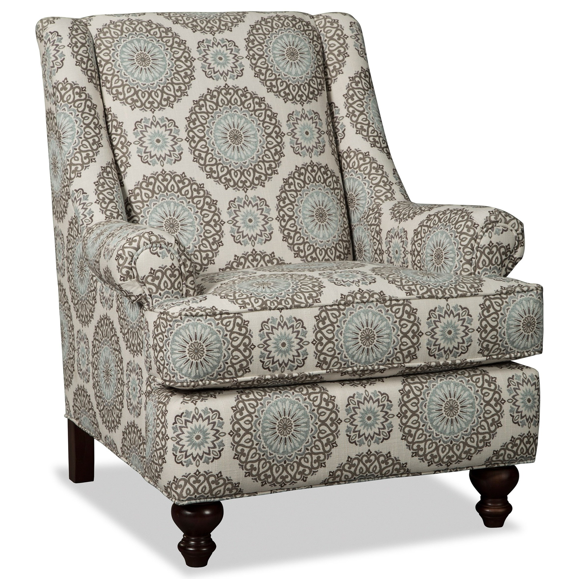 Accent Chairs Chair by Craftmaster at Darvin Furniture
