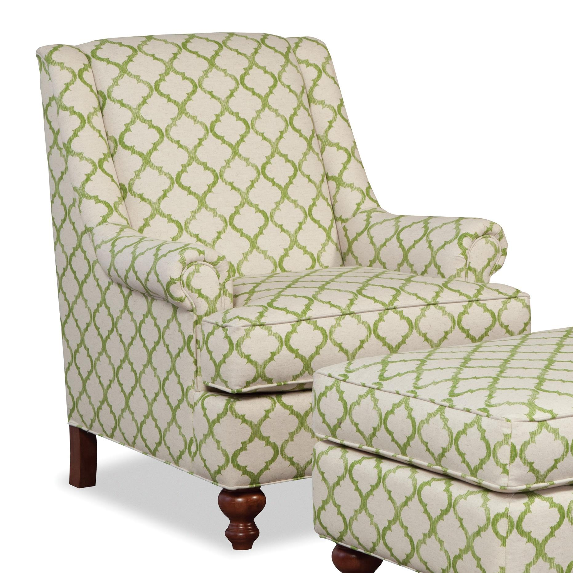 Accent Chairs Chair by Craftmaster at Bullard Furniture
