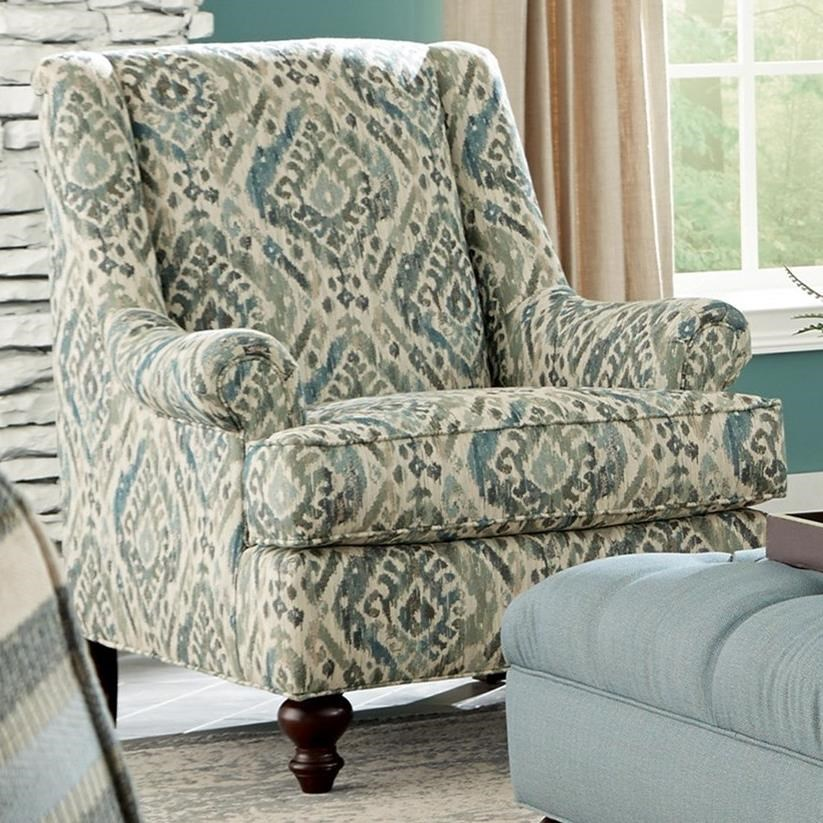 Accent Chairs Chair by Craftmaster at Suburban Furniture