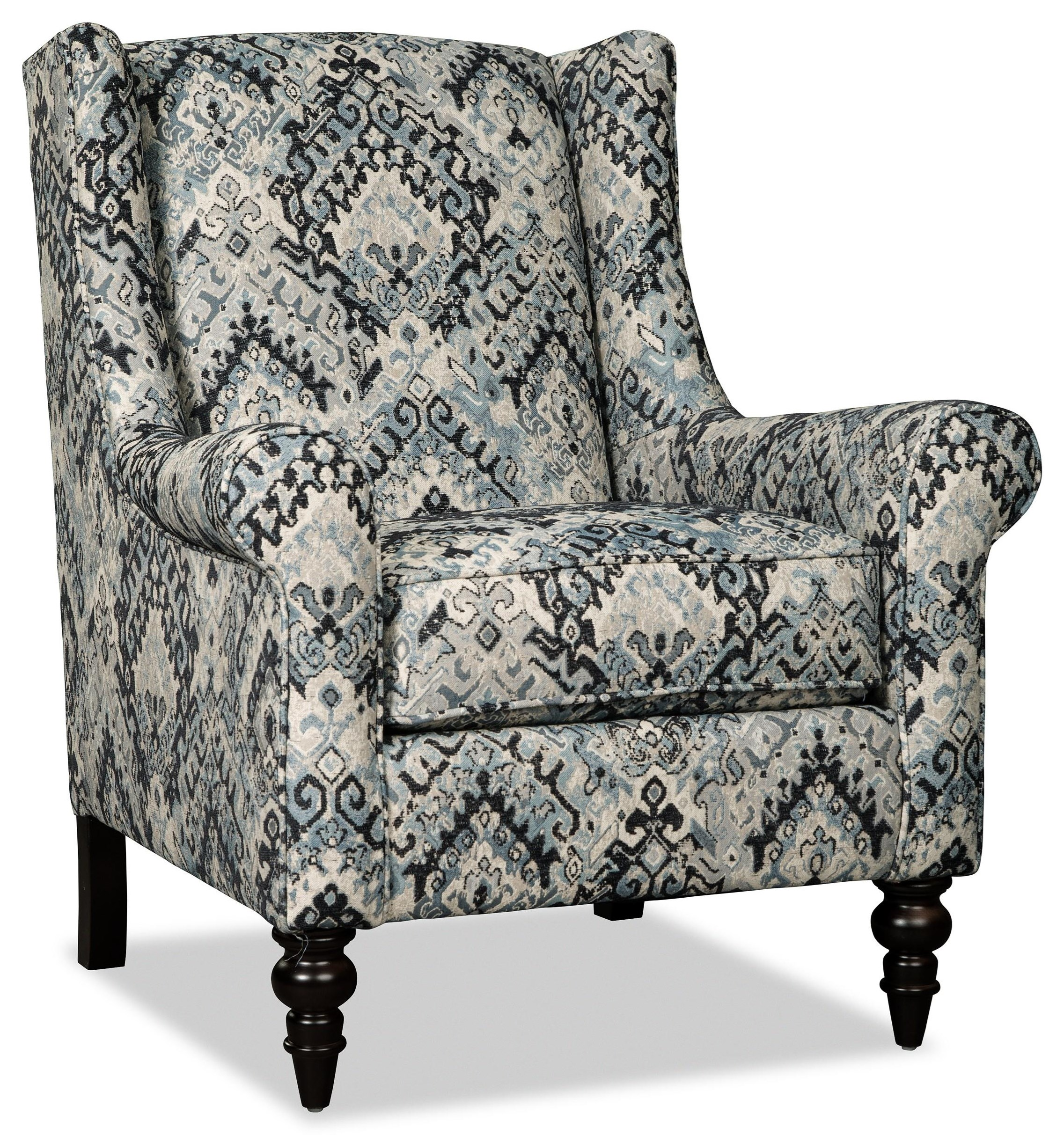 Accent Chairs Chair by Hickory Craft at Godby Home Furnishings