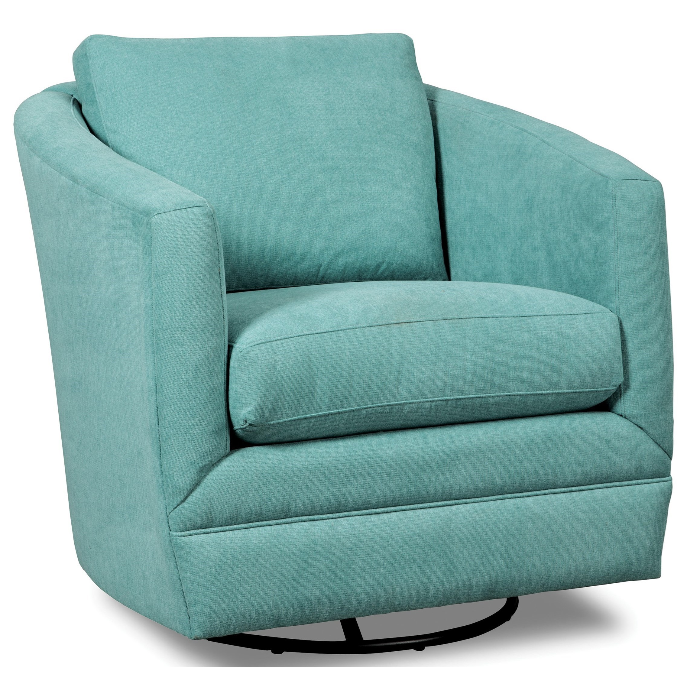 Accent Chairs Swivel Chair by Craftmaster at Bullard Furniture