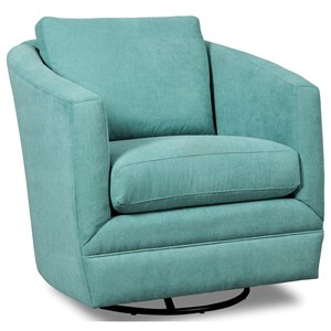 Craftmaster Accent Chairs Swivel Glider
