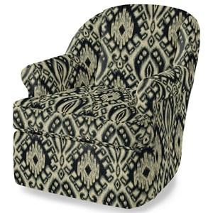 Swivel Upholstered Chair