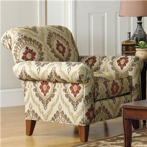 Craftmaster Accent Chairs Contemporary Chair