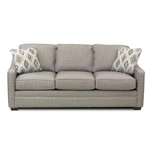 <b>Customizable</b> 3-Seat Stationary Sofa