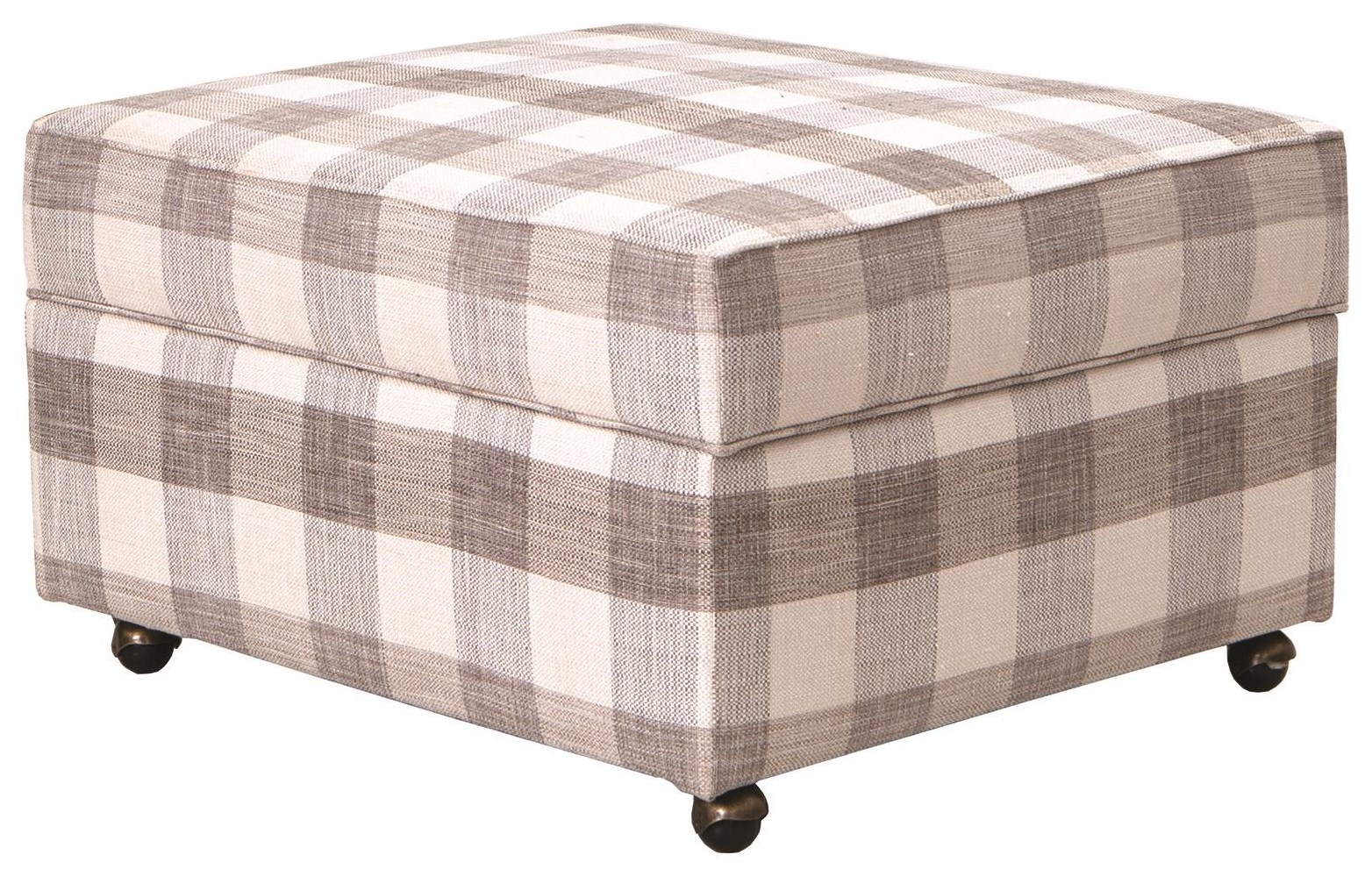 F9 Custom Collection Lift Top Storage Cocktail Ottoman by Craftmaster at Darvin Furniture