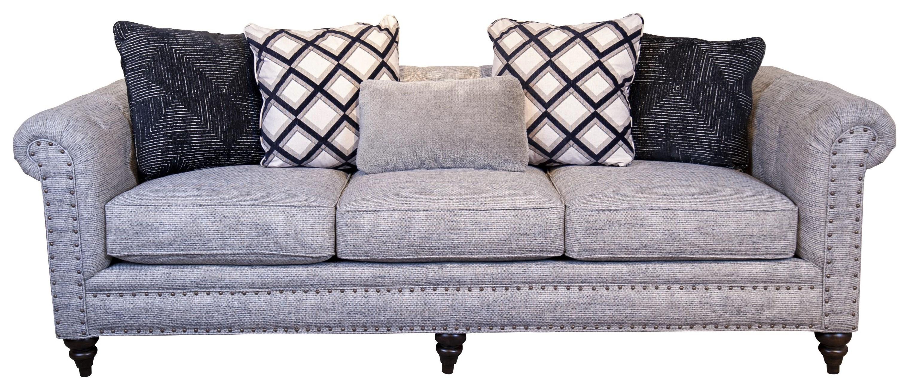 Humphrey Humphrey Long Sofa by Craftmaster at Morris Home