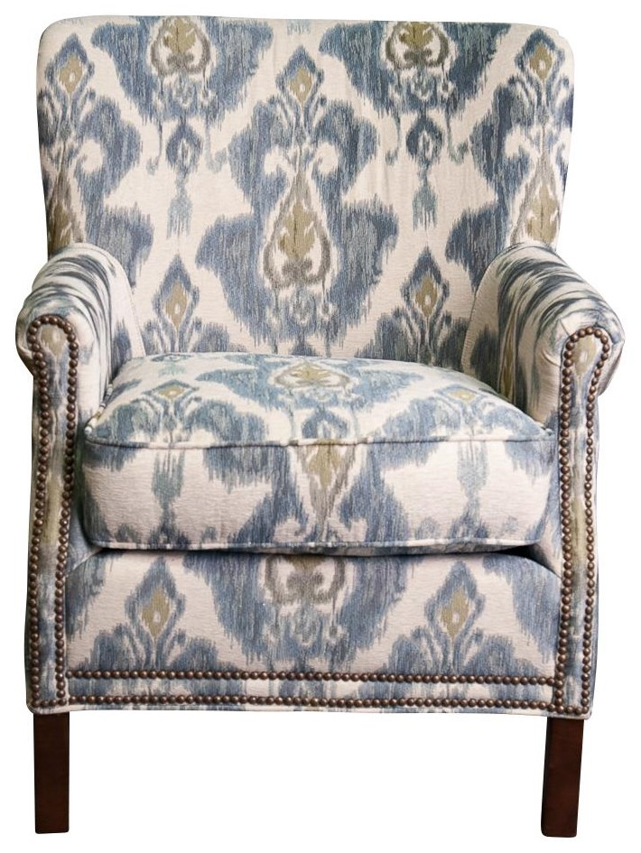 Irma Irma Accent Chair by Craftmaster at Morris Home